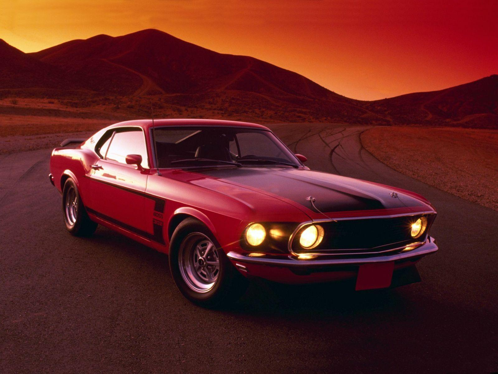 Classic Ford Mustang Wallpapers