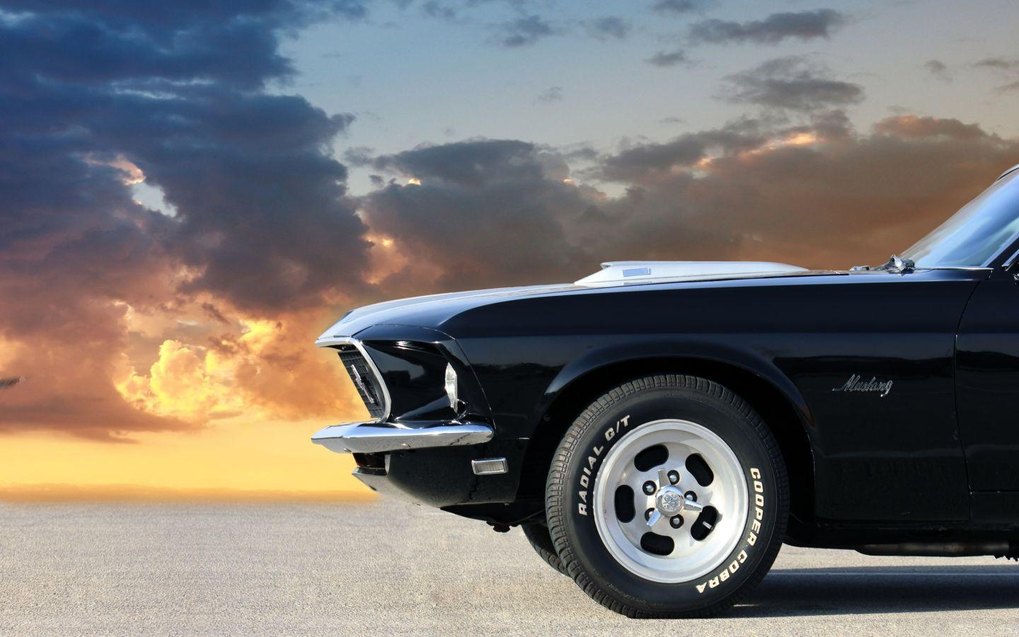 muscle cars americanos hd