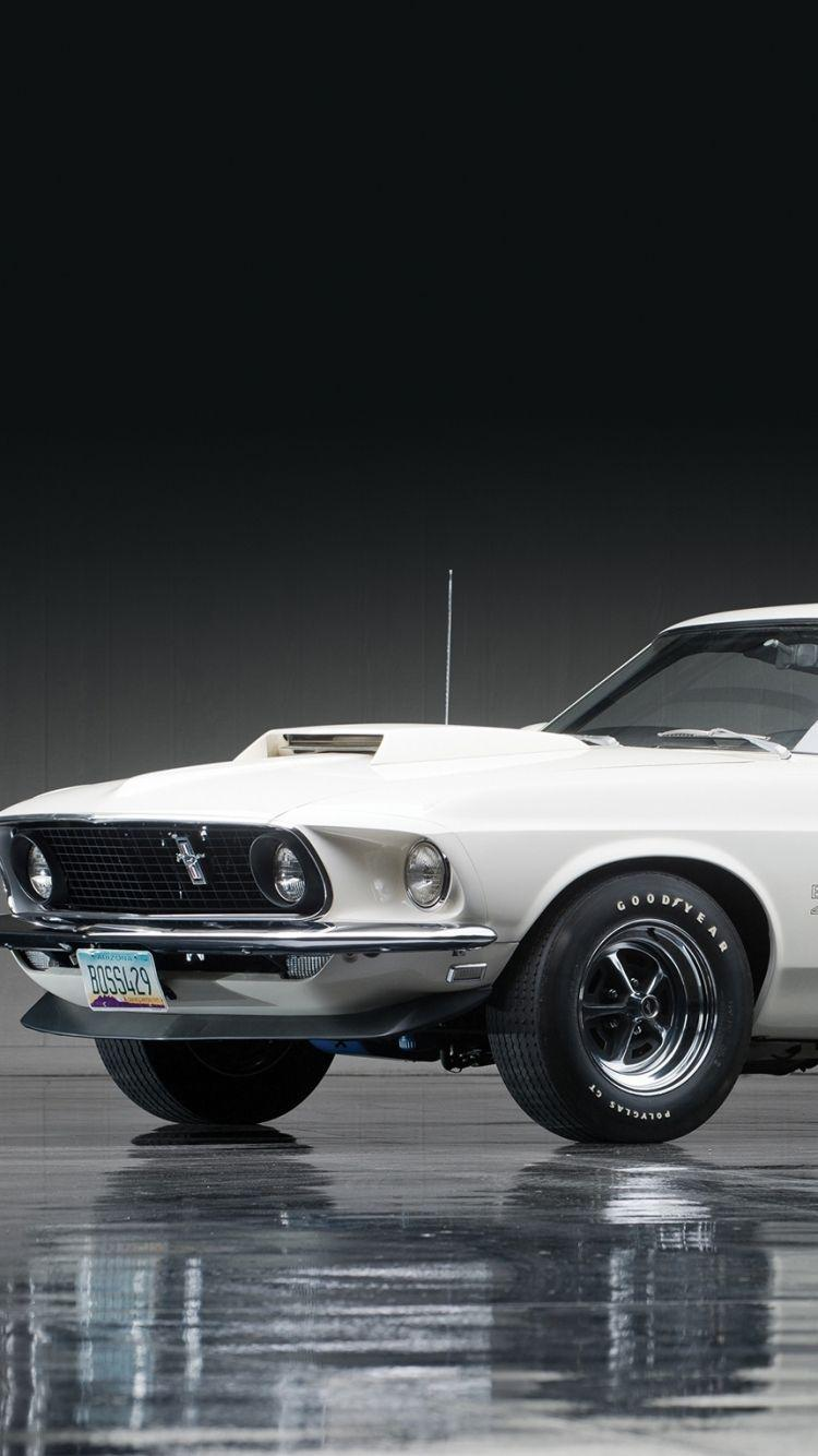 1969 Mustang Wallpapers Wallpaper Cave