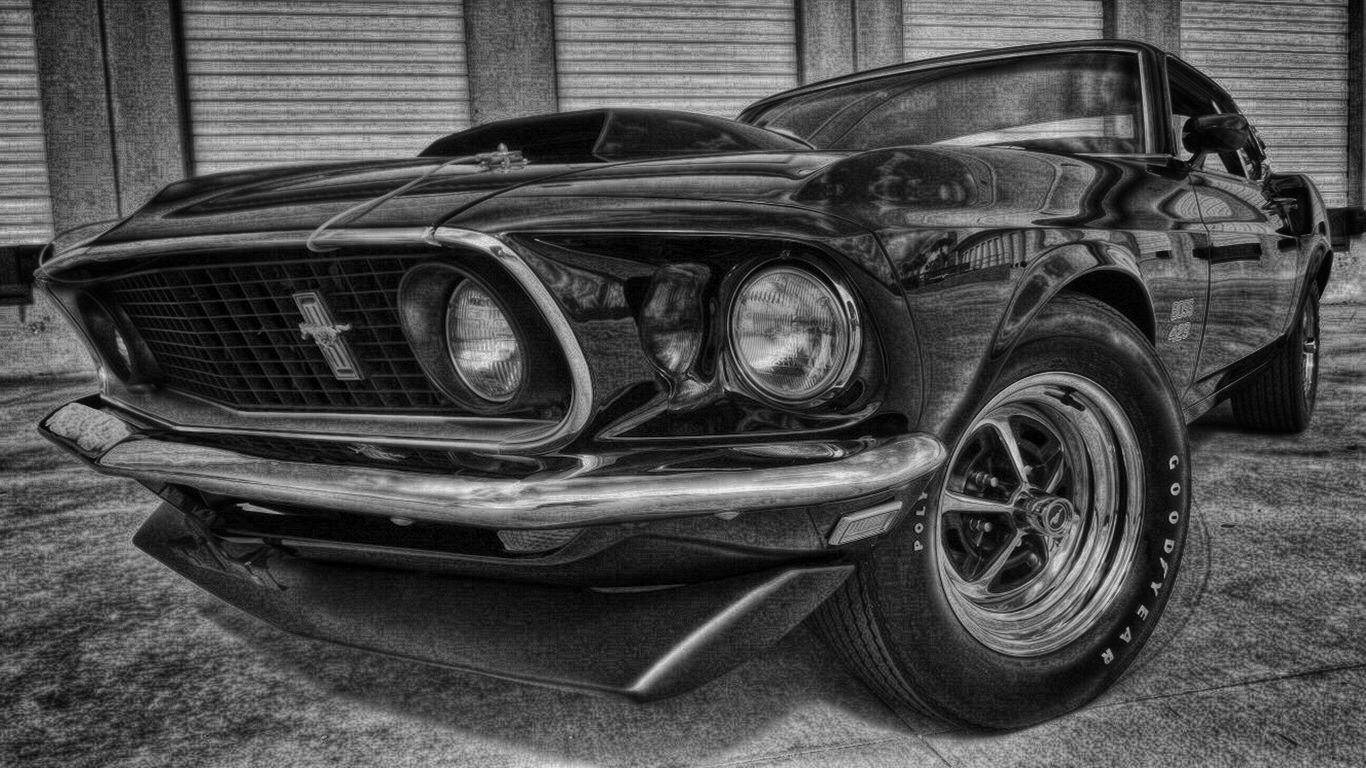1969 Ford Mustang Wallpapers Group