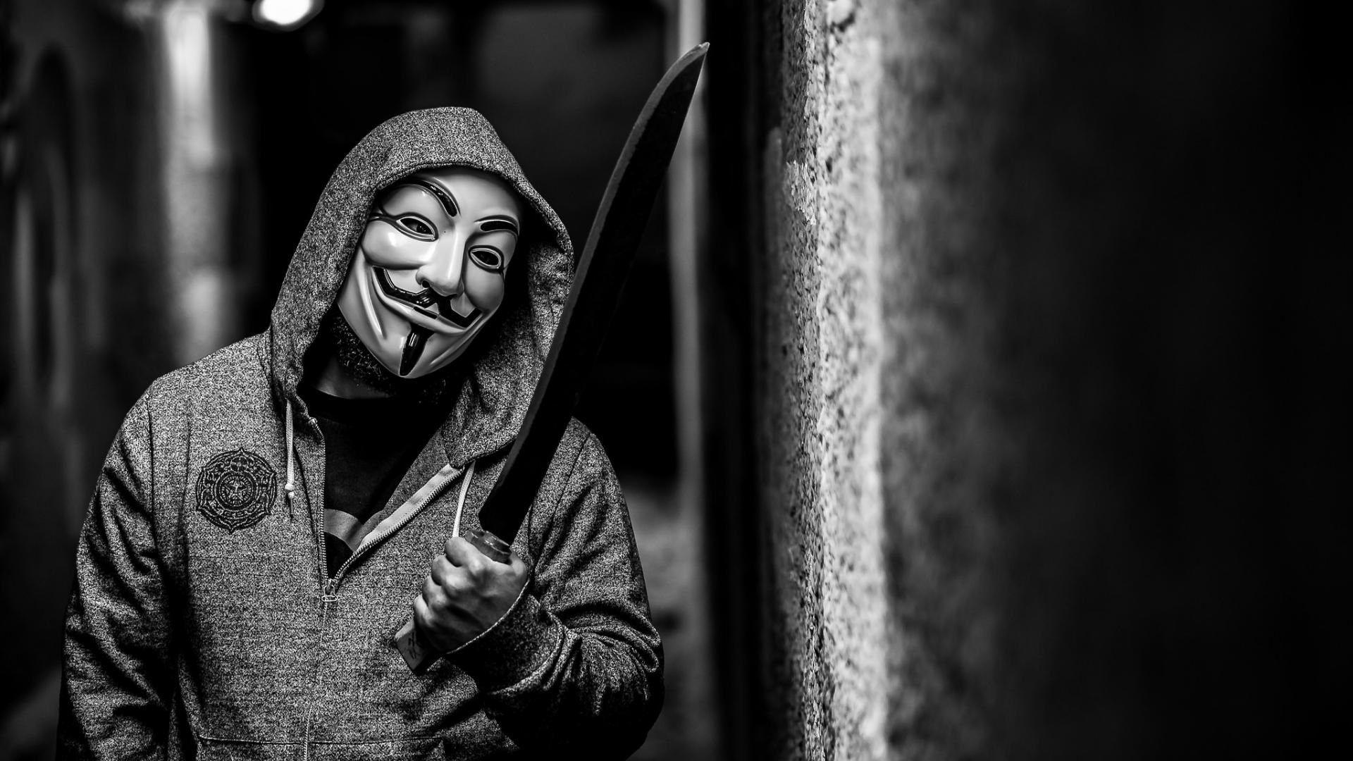 Anonymous Mask Wallpapers - Wallpaper Cave