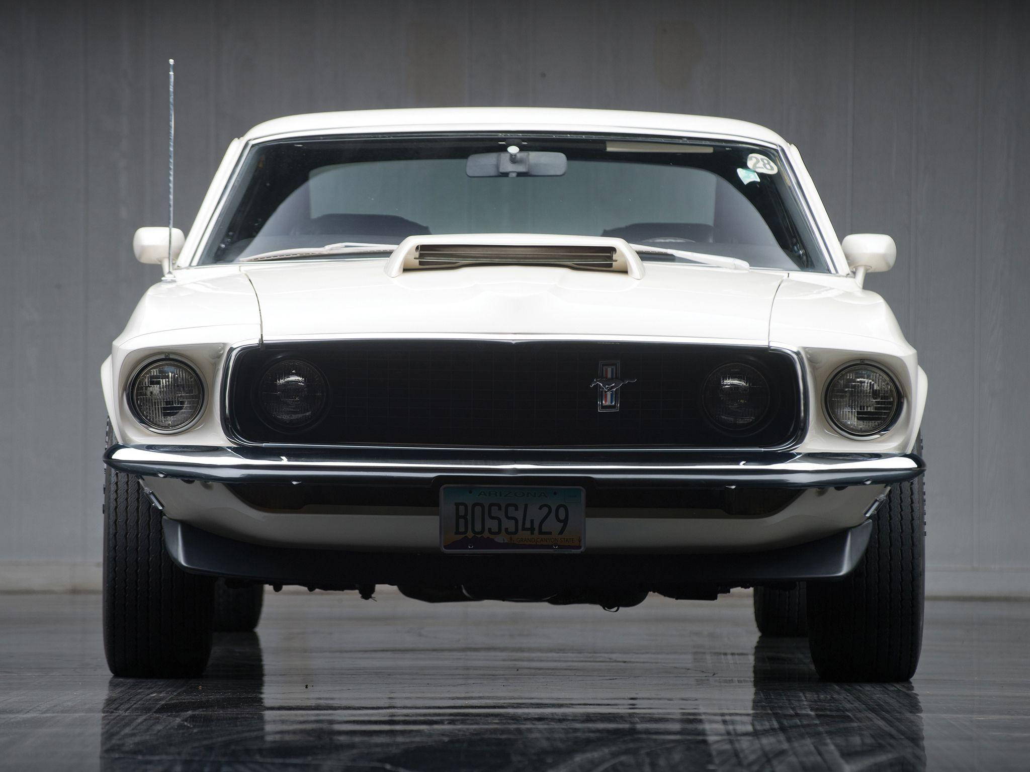 1969 Mustang Boss 429 ford muscle classic g wallpapers