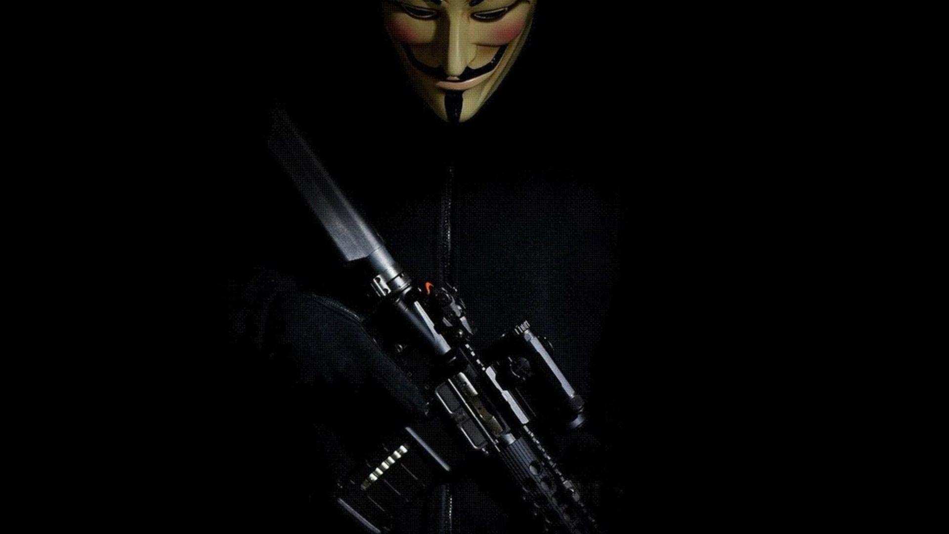 anonymous mask wallpapers wallpaper cave