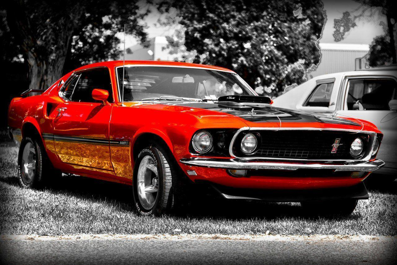 Tag For Ford Mustang 69 Wallpapers