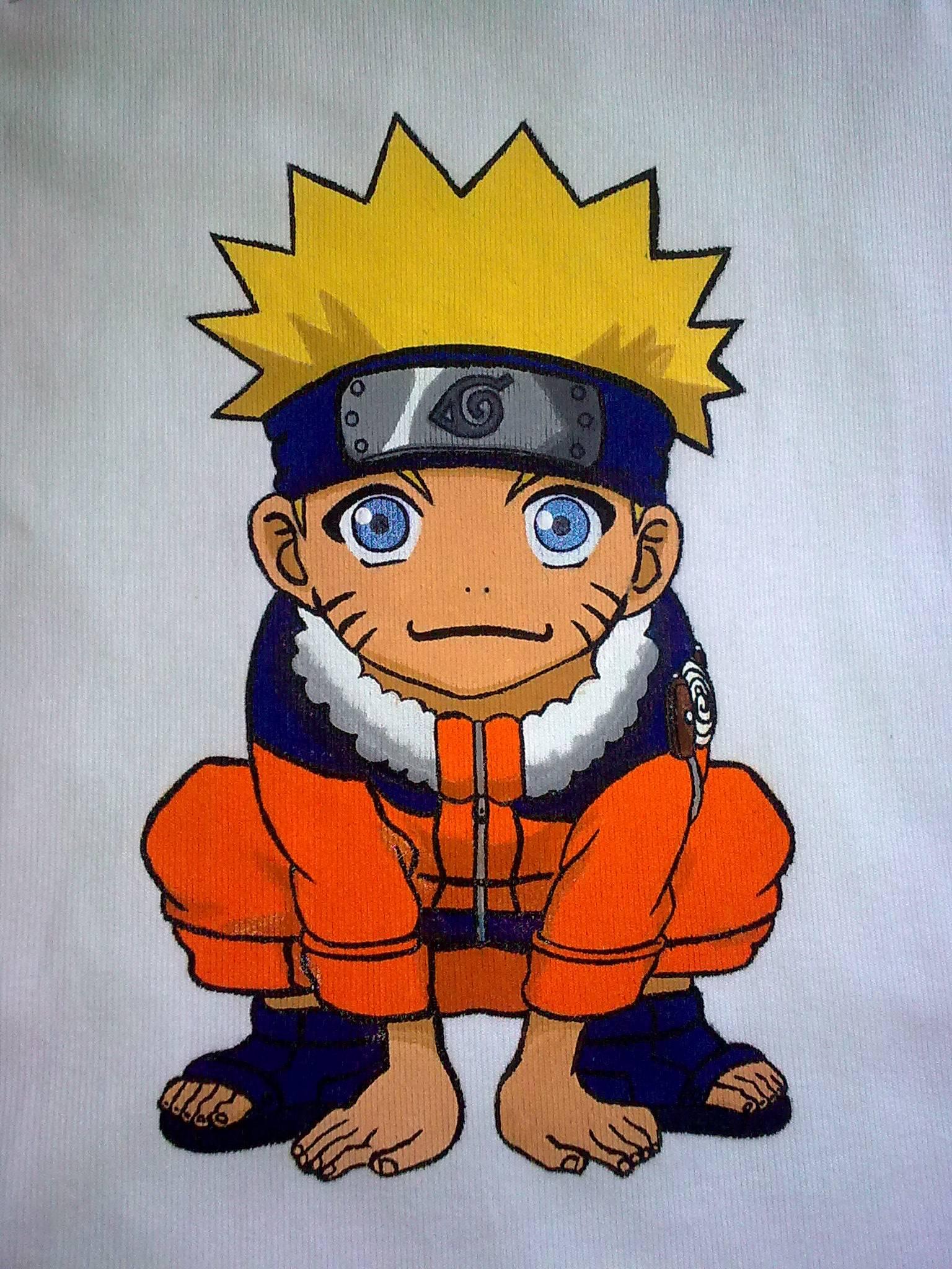 Chibi Naruto Wallpapers