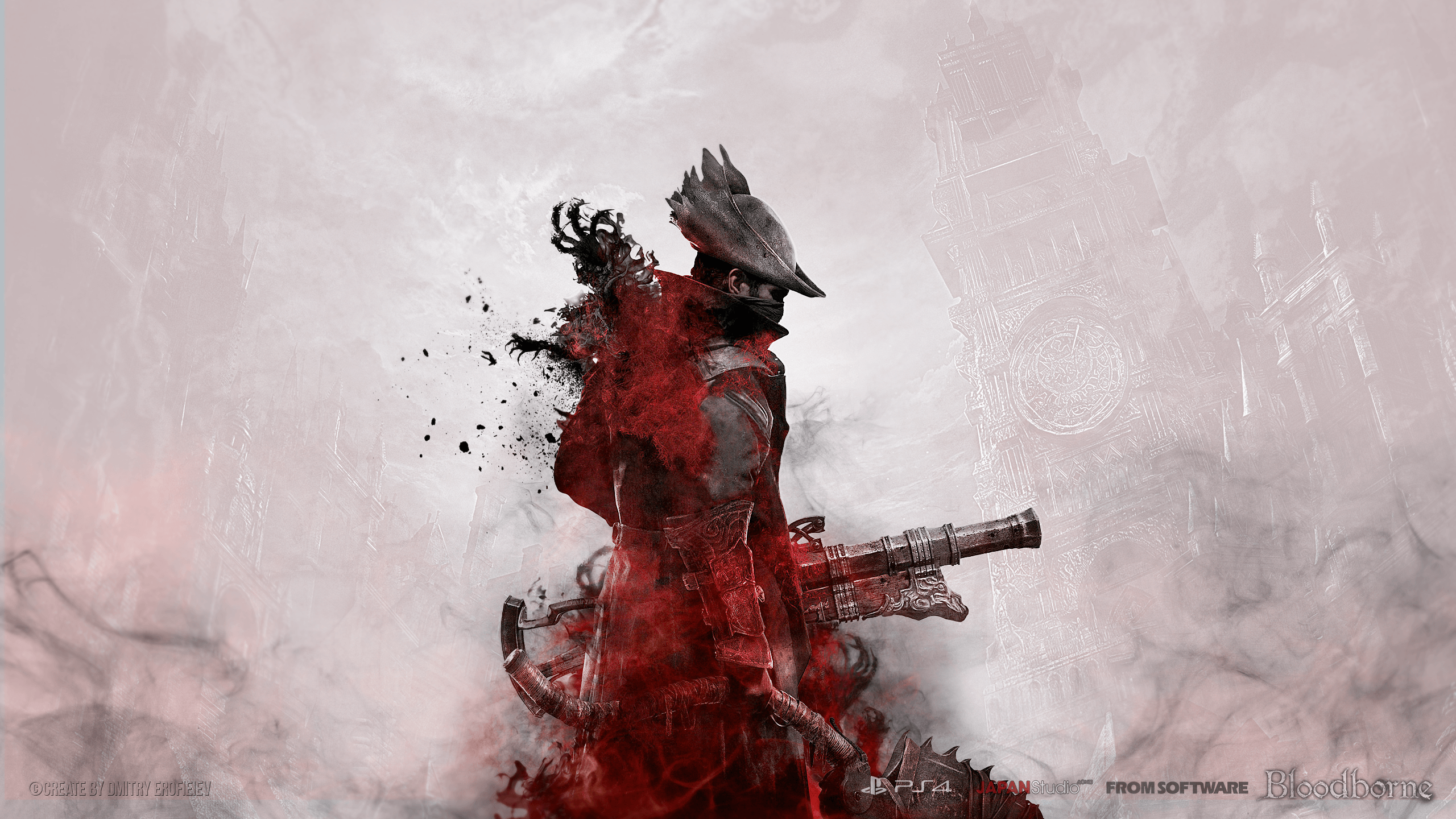Bloodborne 2 Wallpapers - Wallpaper Cave
