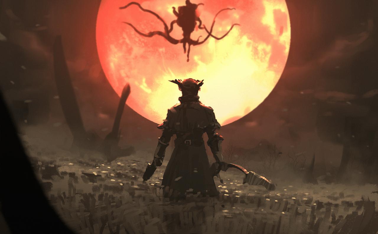 Bloodborne 2 Wallpapers