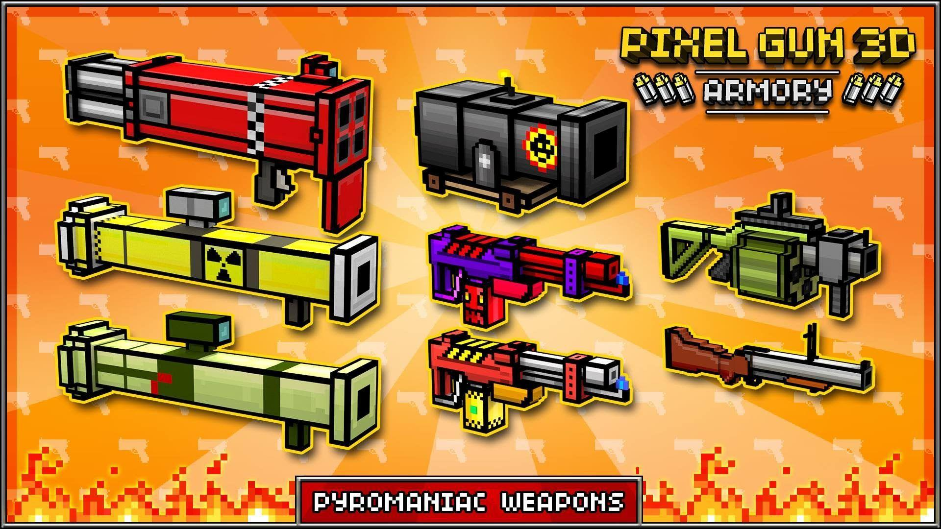 google pixel gun 3d