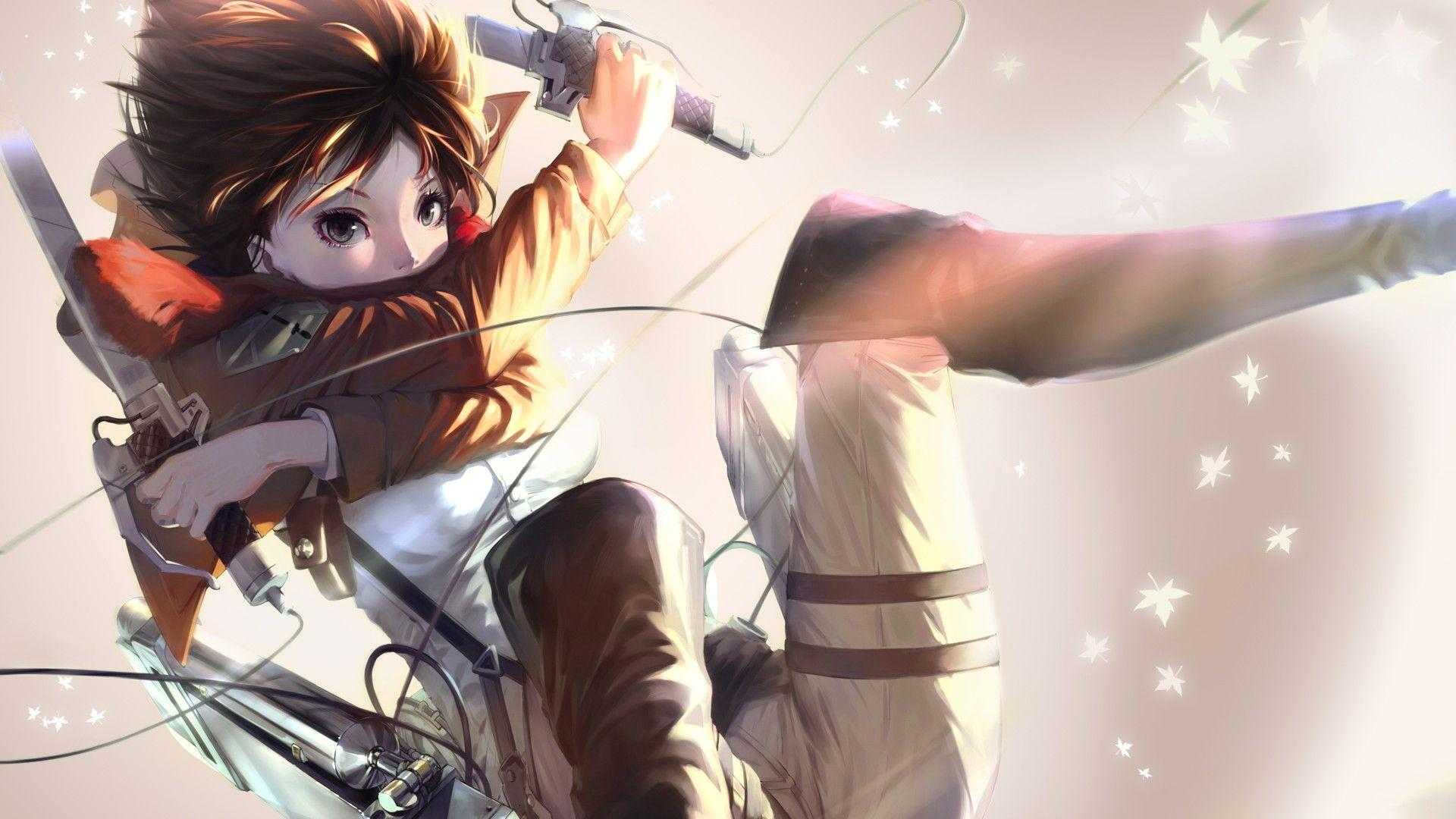 Attack On Titan HD Wallpapers - Wallpaper Cave