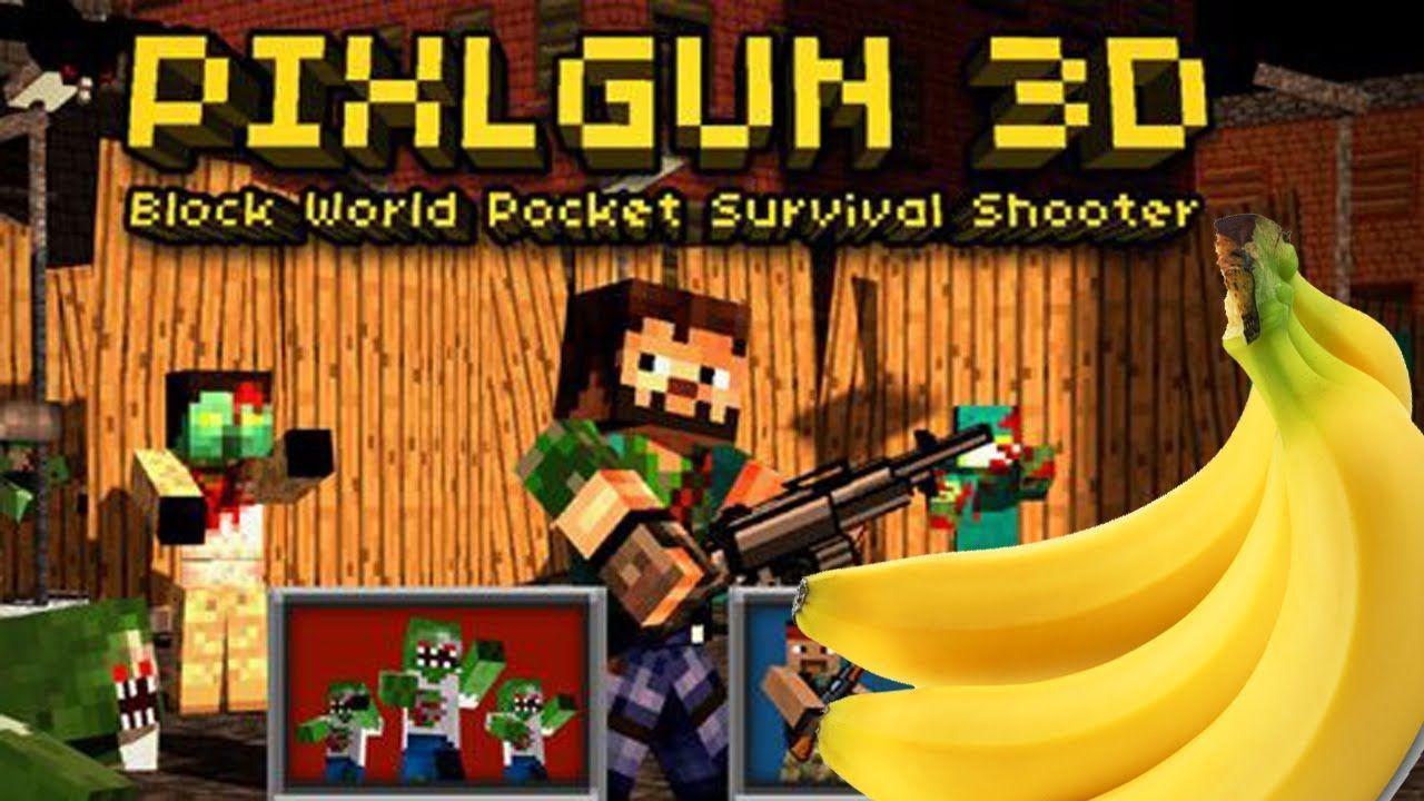 pixel gun world