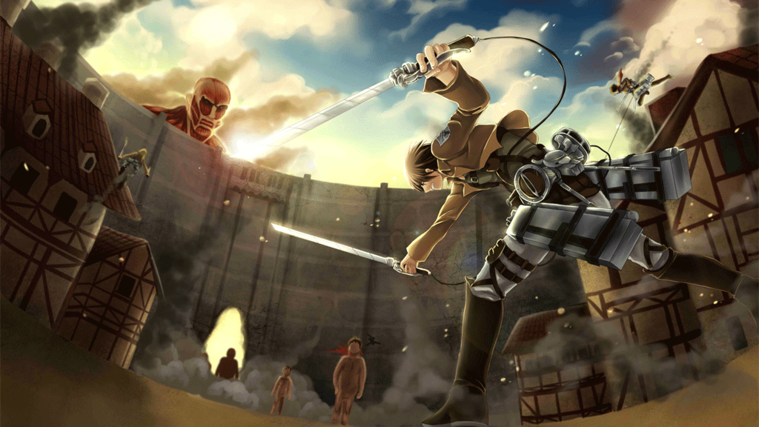 Beautiful Wallpaper High Quality Attack On Titan - wp2123967  Photograph_29729.png