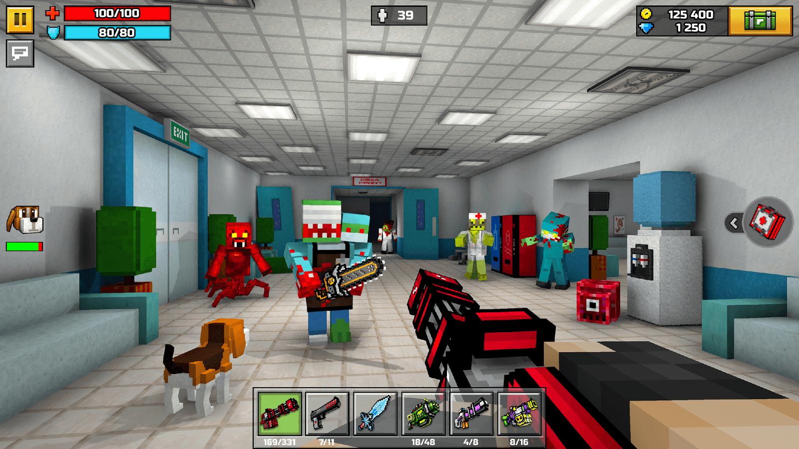 Piksel Gun 3d