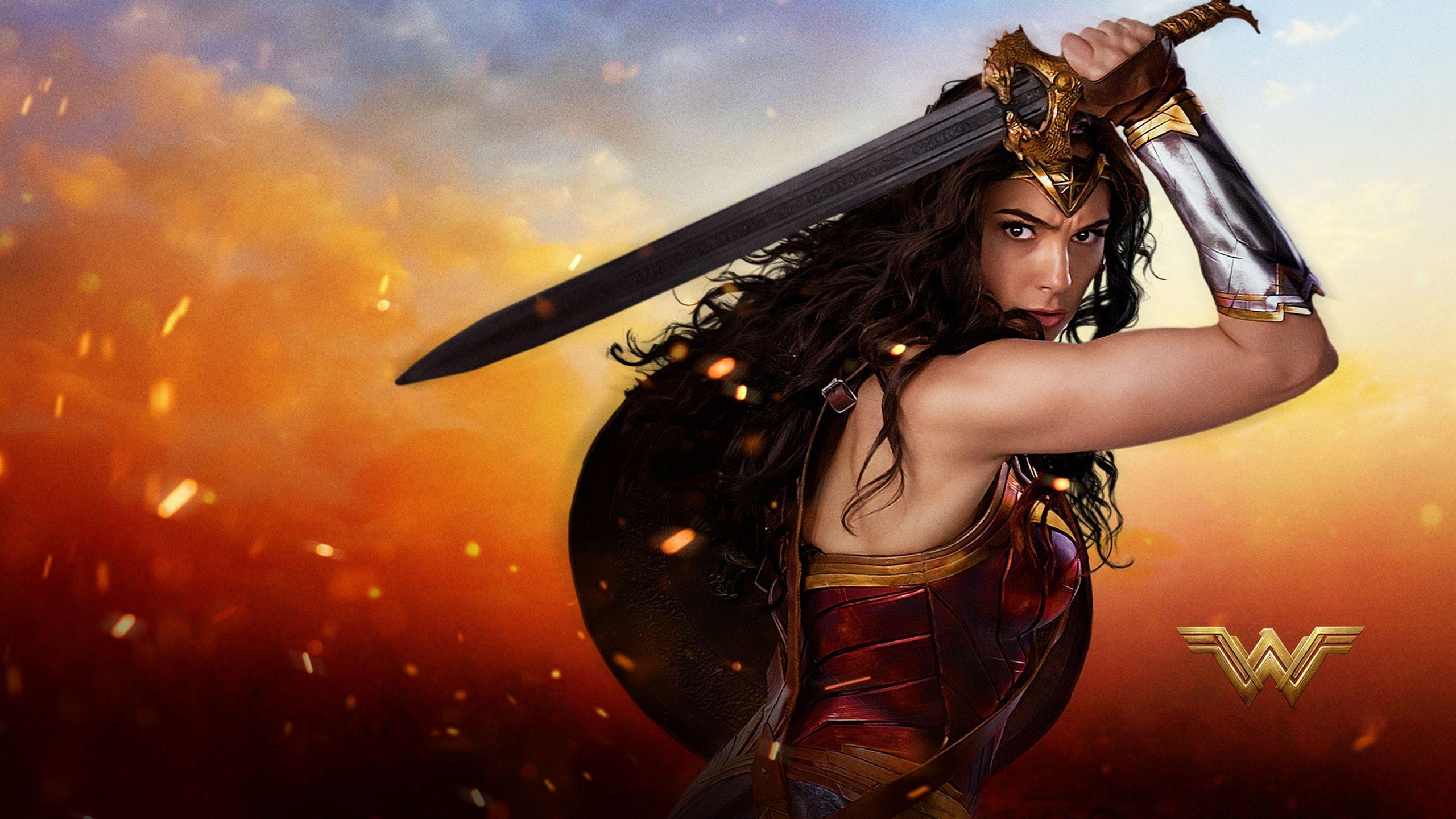 Wonder Woman 2017 Wallpapers Wallpaper Cave