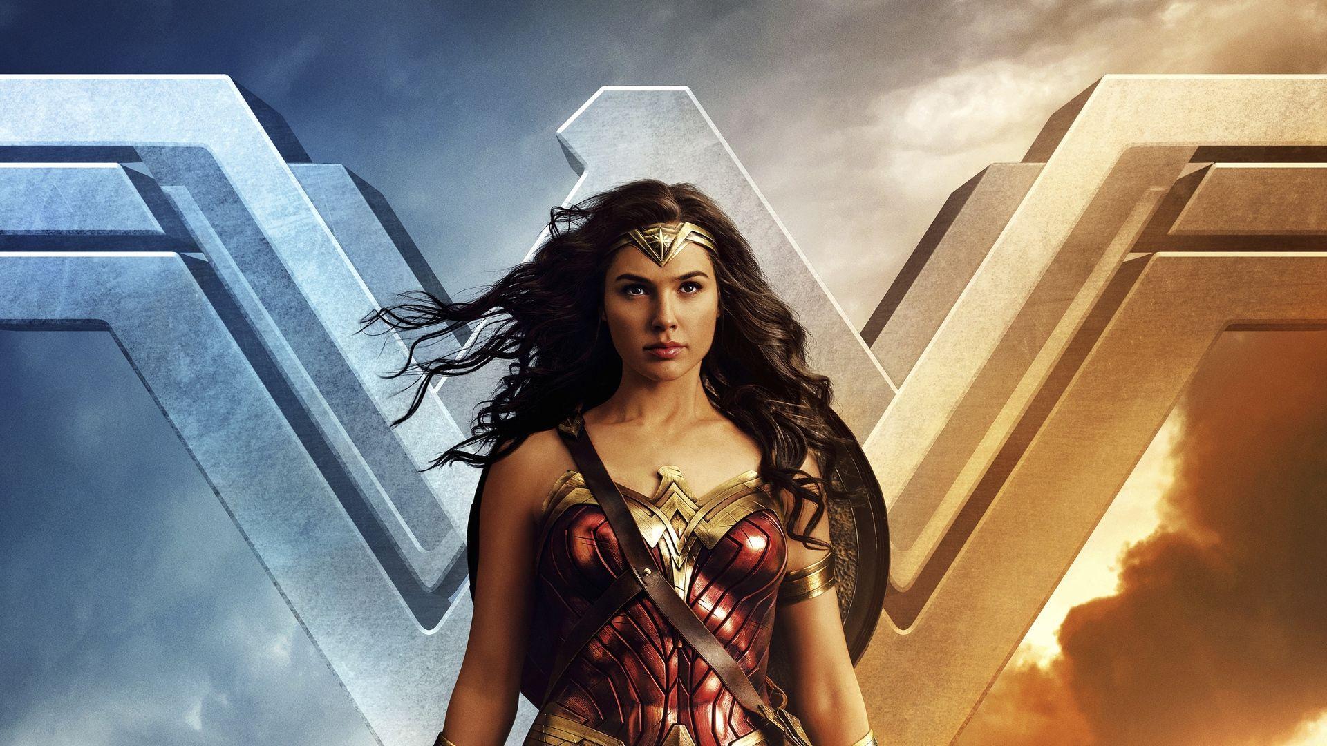 2017 Wonder Woman Wallpapers: Wonder Woman 2017 Wallpapers