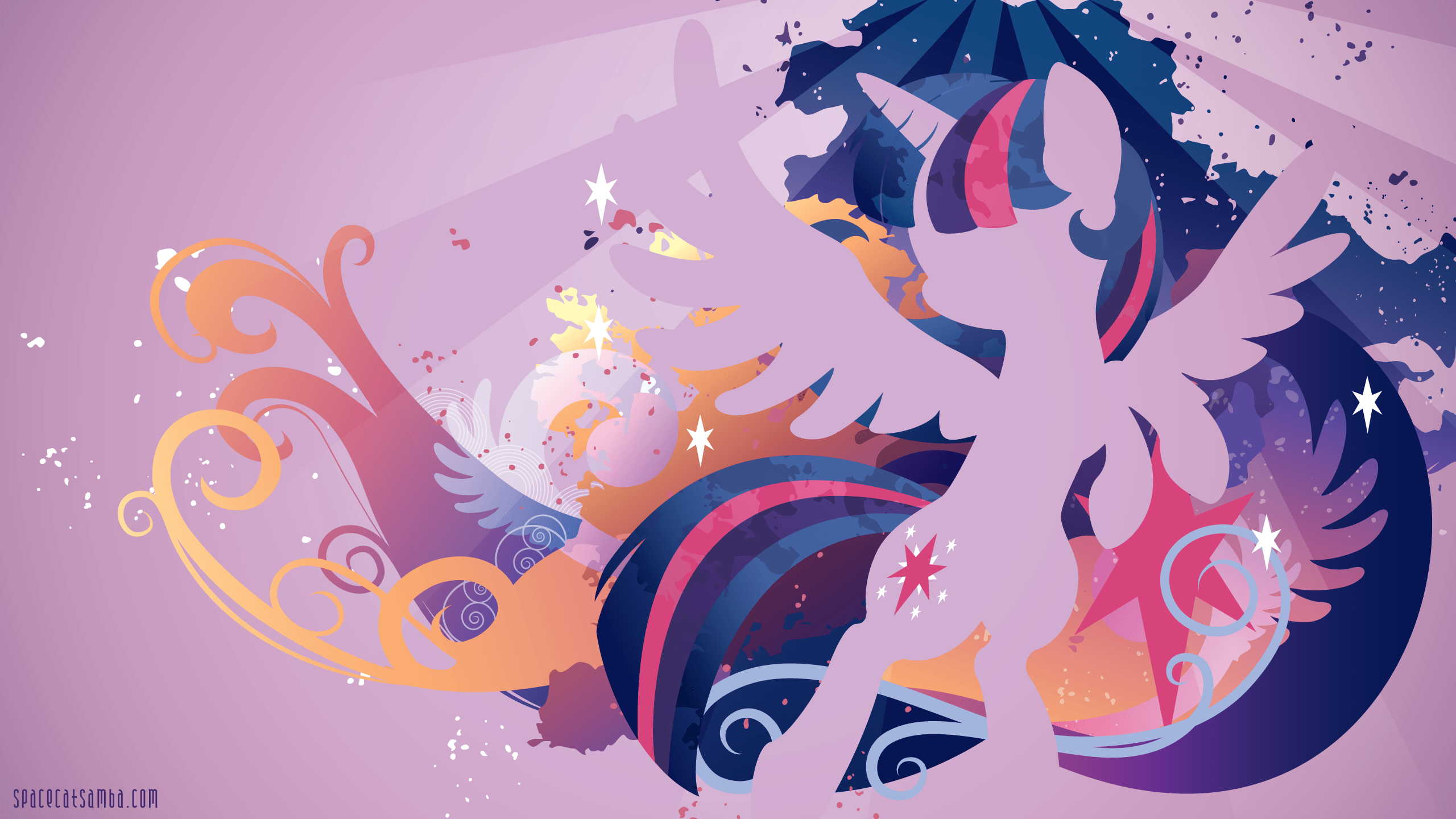 Twilight Sparkle Wallpapers Wallpaper Cave