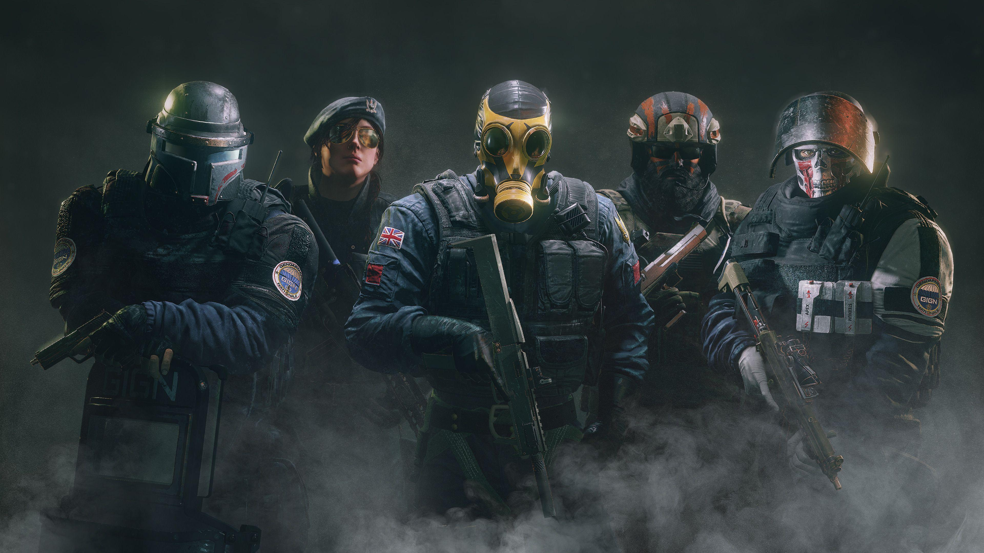 Tom Clancy's Rainbow Six Siege PC Game Wallpapers