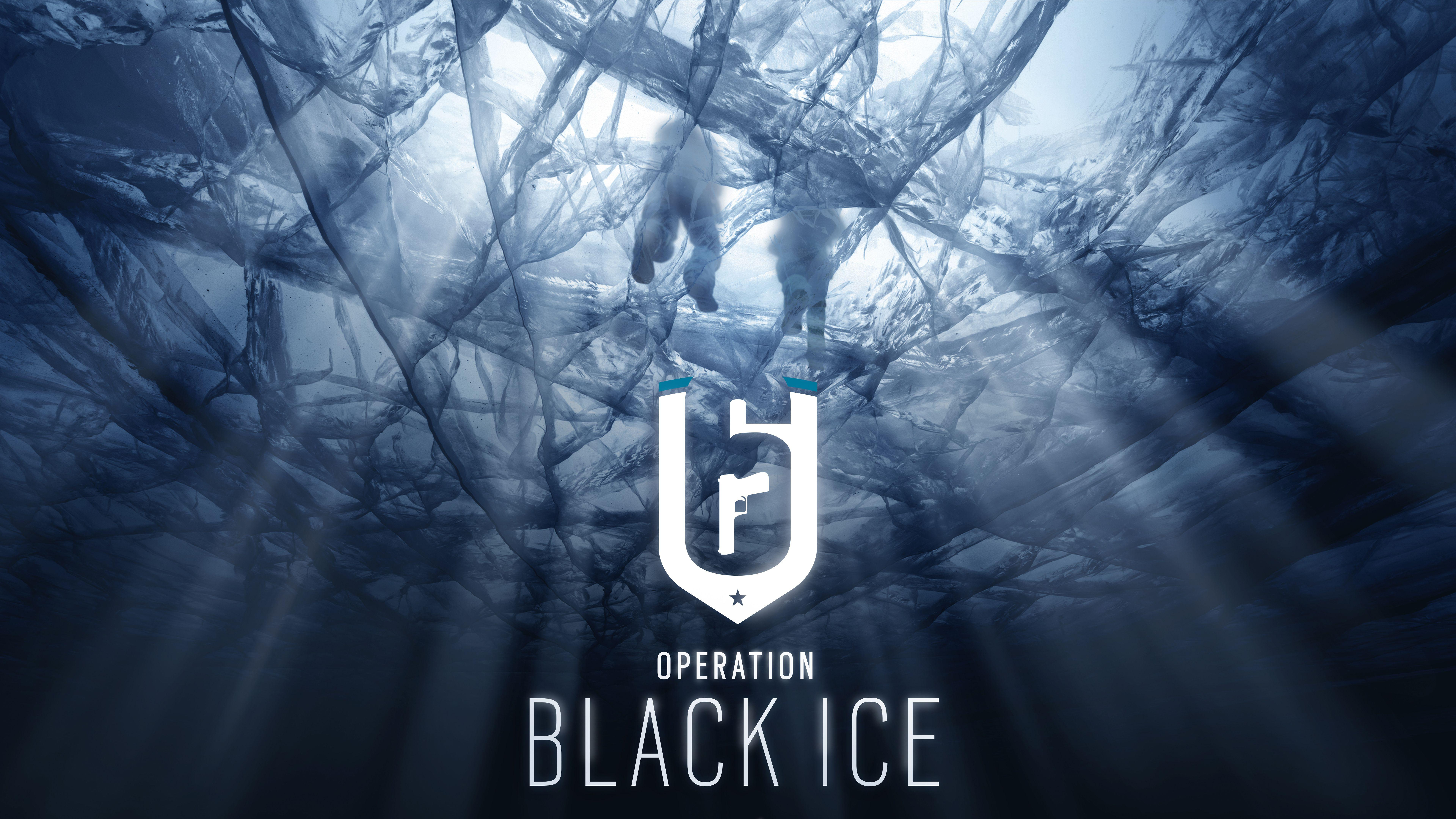 Rainbow Six Siege Operation Black Ice 4K 8K Wallpapers