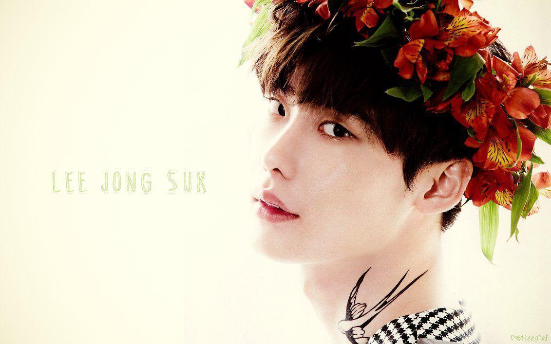 N.w.a. Desktop Wallpapers Lee Jong-suk Wallpaper...