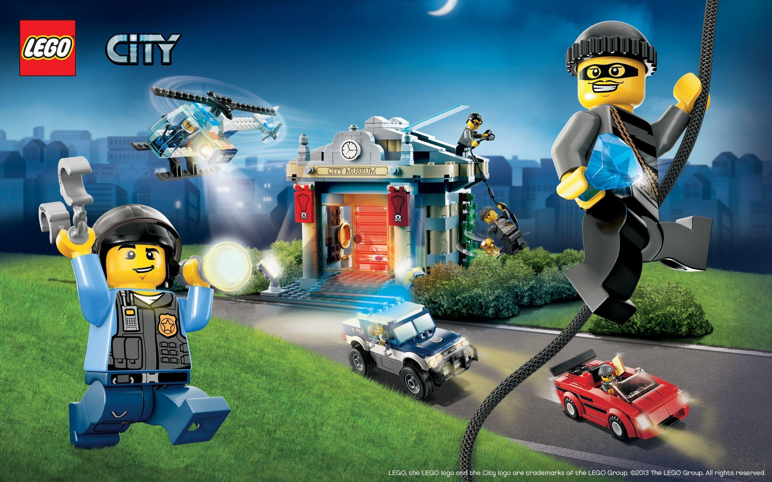 Lego City Wallpapers - Wallpaper Cave