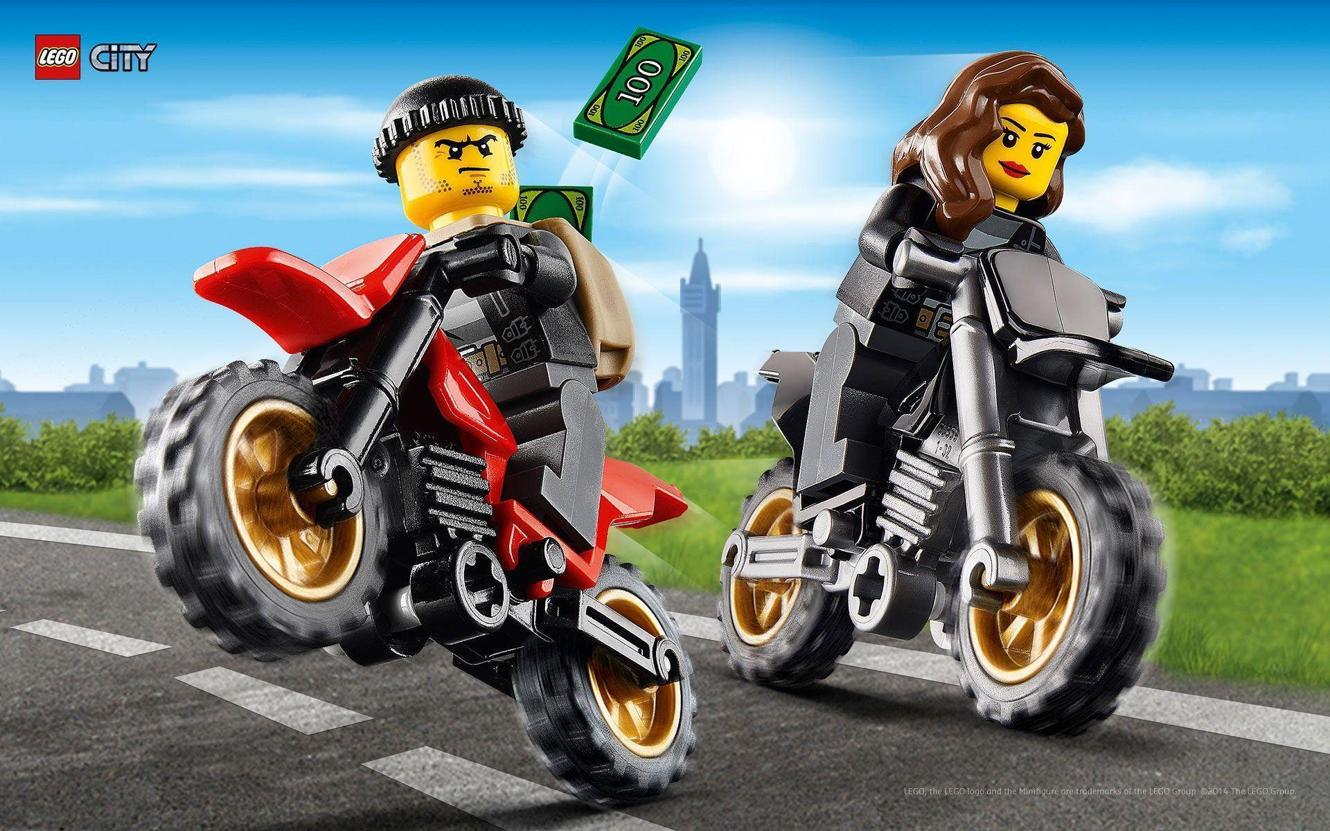 Picture suggestion for Lego City Police Wallpaper
