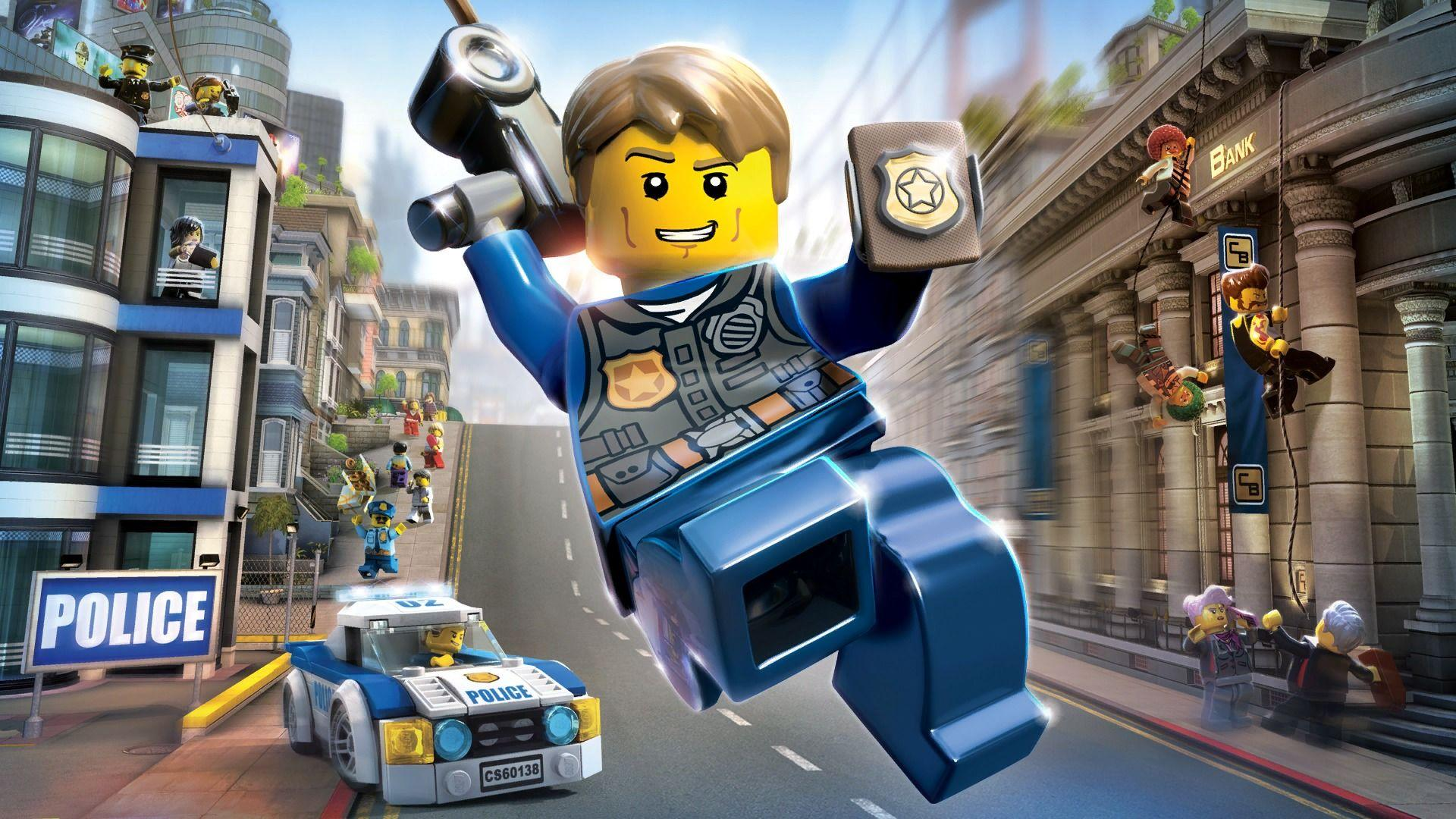 Lego City 1. Lego Group Bundles 7 Mini Games In One Fun Package ...