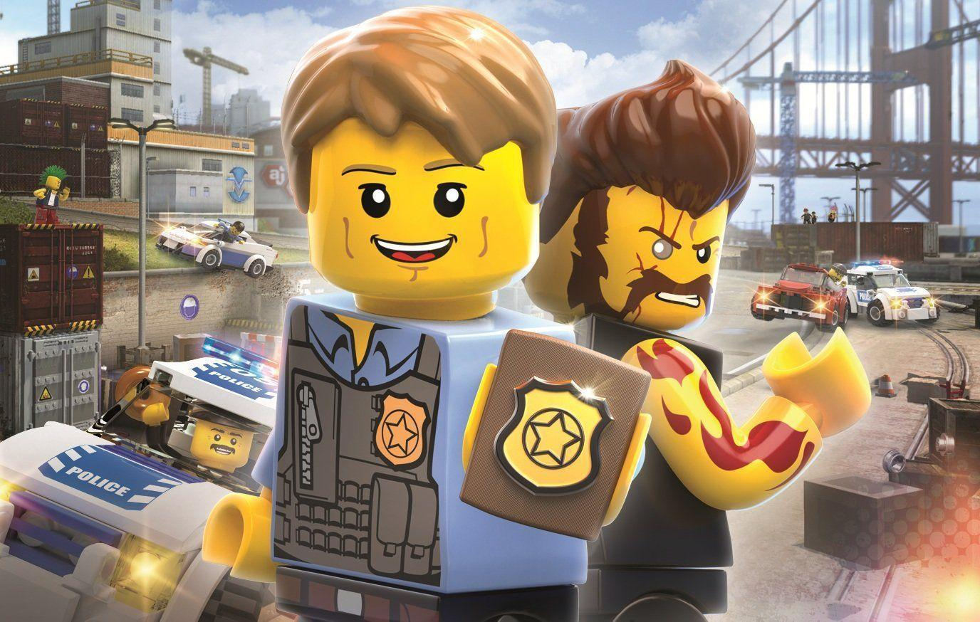 Lego City Undercover Wallpapers (33+)