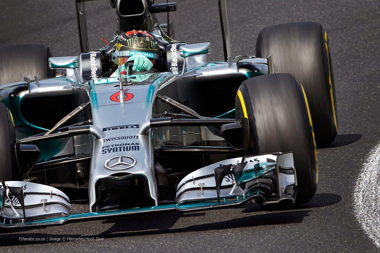 Mercedes F1 Wallpapers - Wallpaper Cave