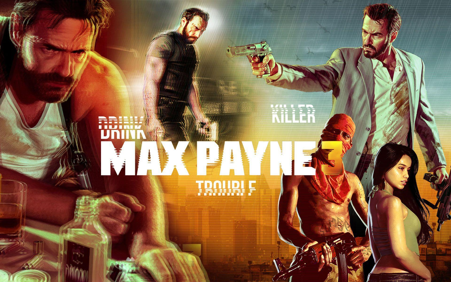 Max Payne 3 Wallpapers Wallpaper Cave
