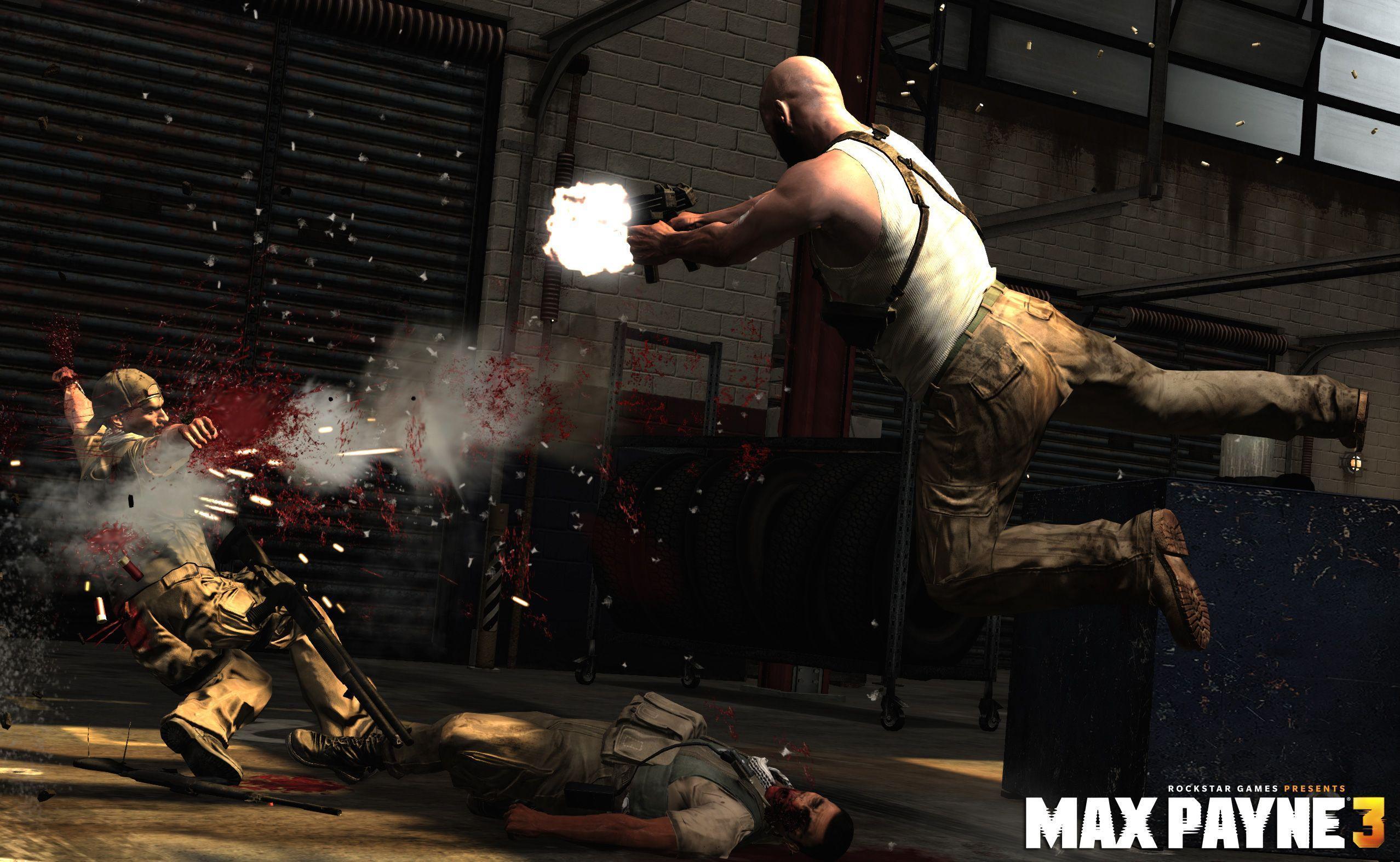 Max Payne 3 Wallpapers Wallpaper Cave