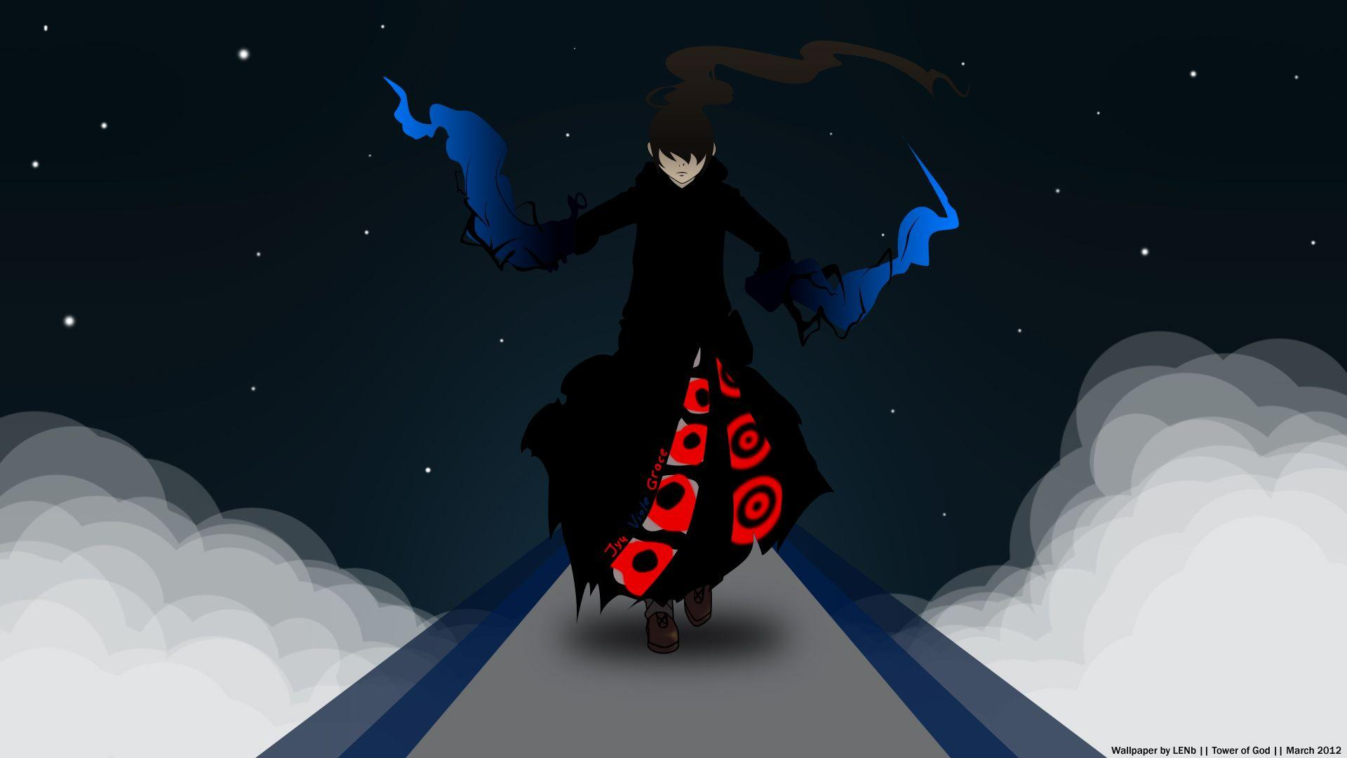 Tower Of God Wallpapers Wallpaper Cave