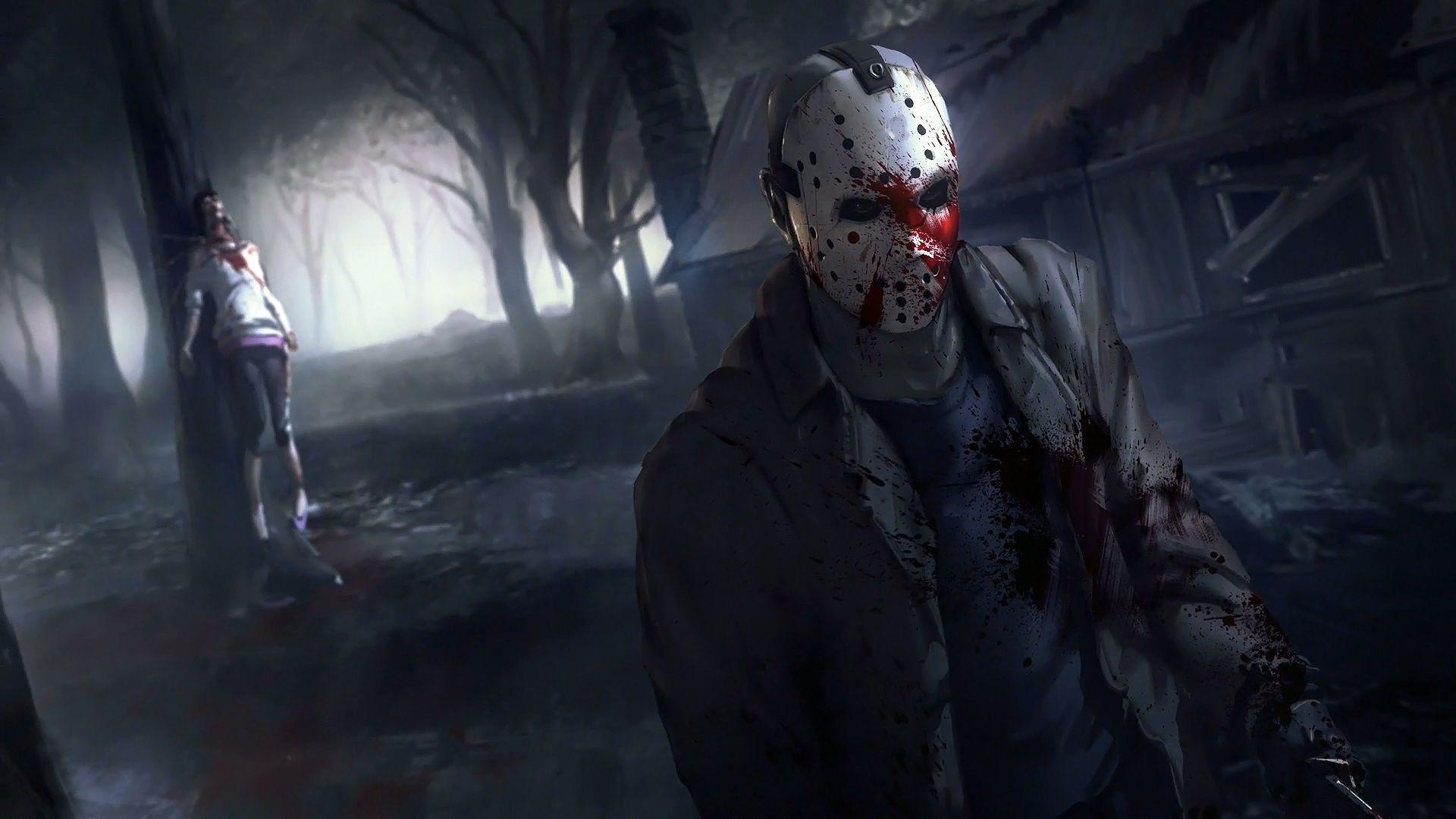 Jason Voorhees Hd Wallpapers Wallpaper Cave
