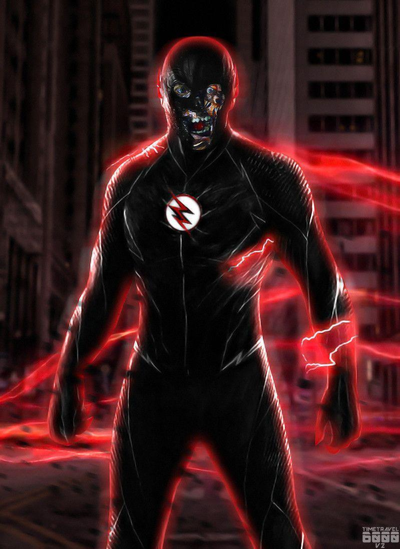 Black Flash Wallpapers Wallpaper Cave