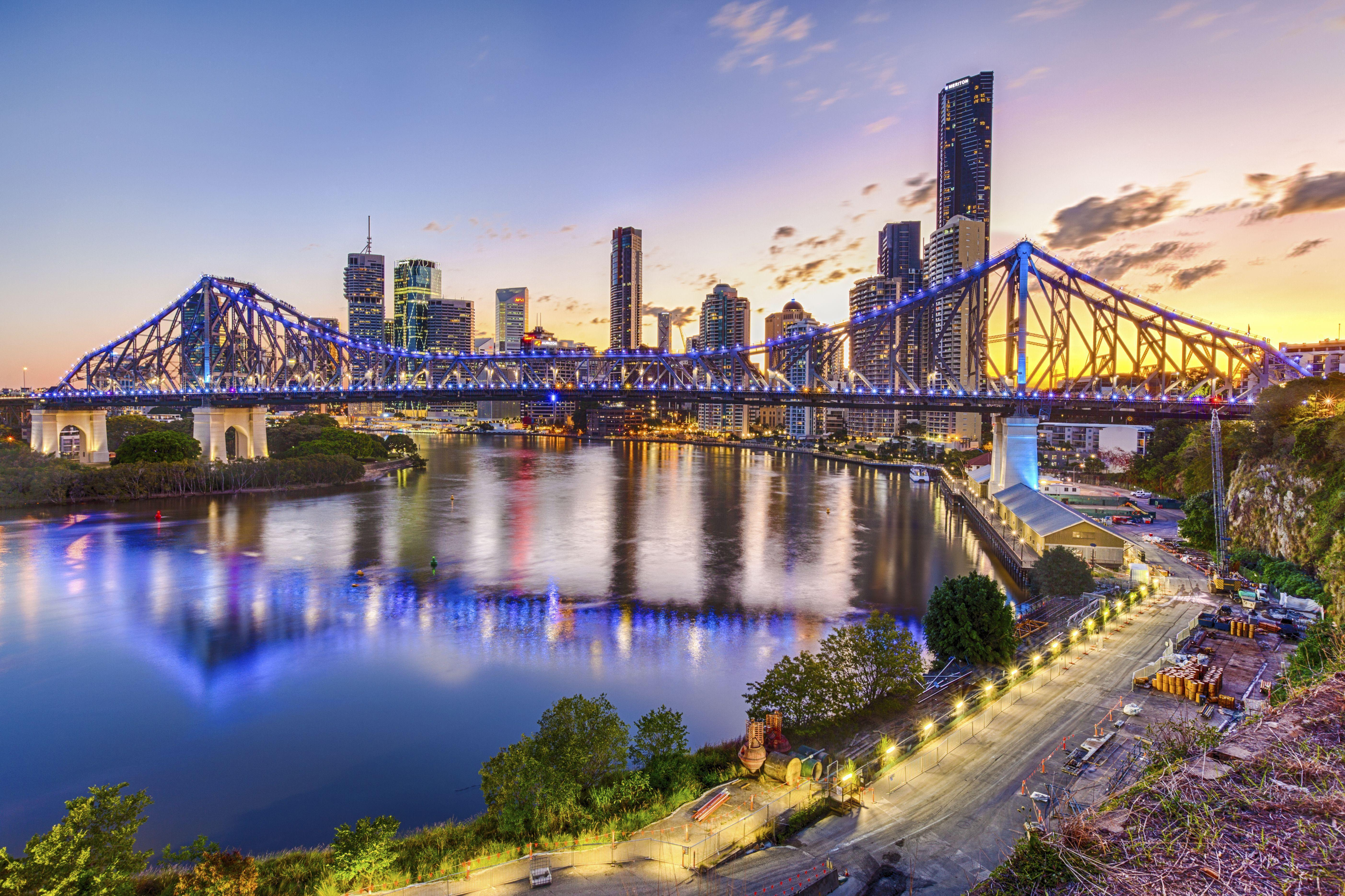 Brisbane Wallpaper Desktop #h985557 | City HD Wallpaper ...