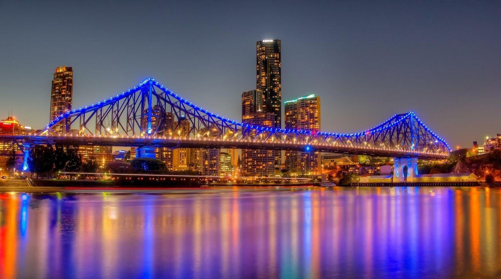 Brisbane Wallpaper - Android Apps on Google Play