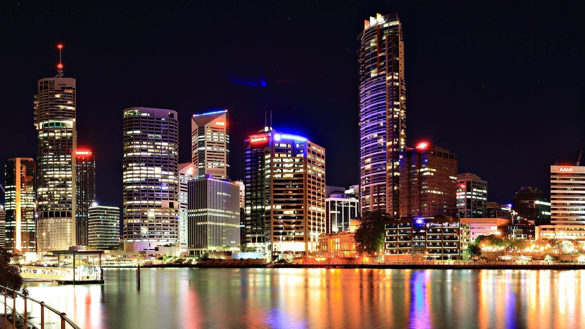 Brisbane HD - WallDevil