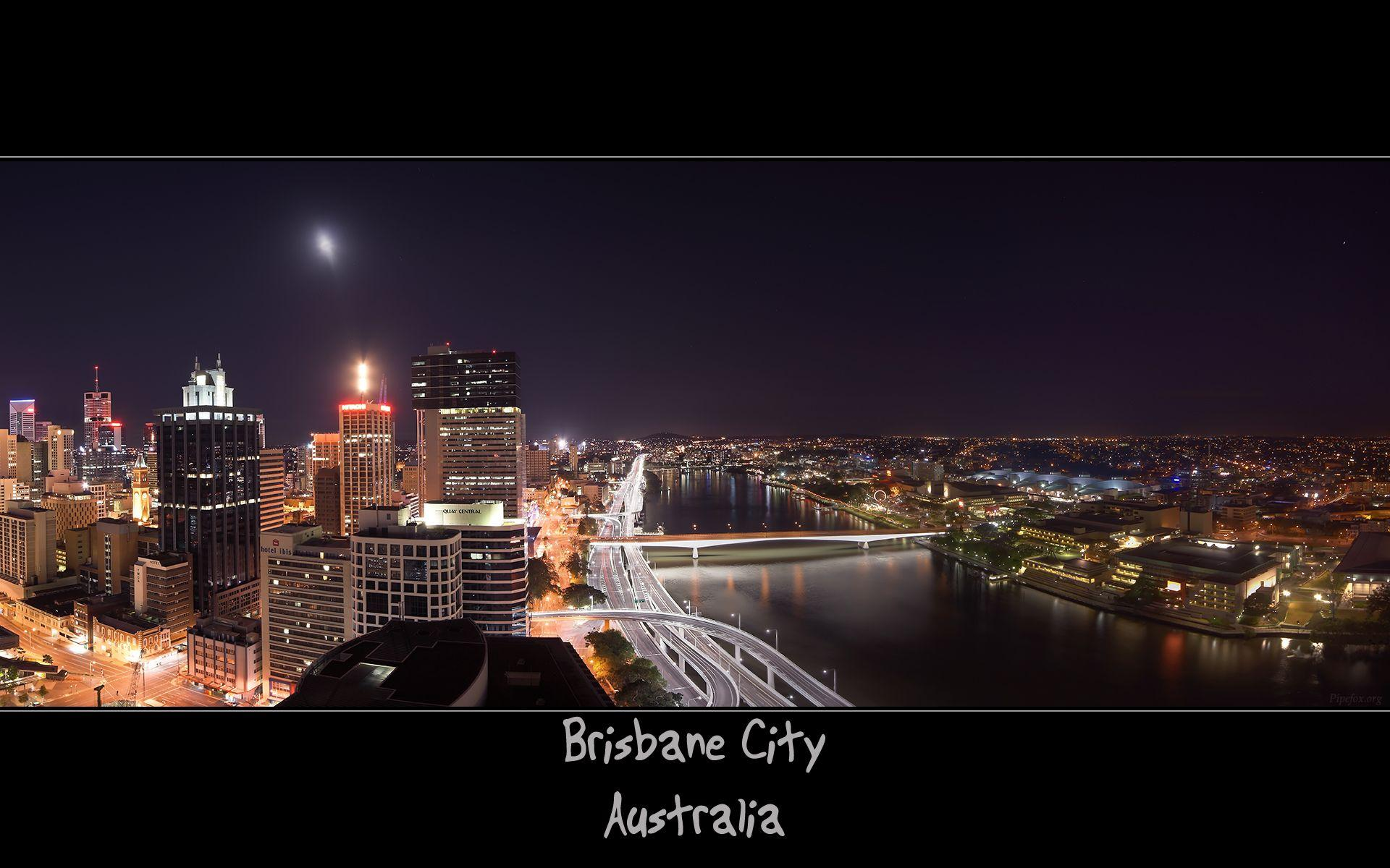 Brisbane, Australia Full HD Wallpaper and Background | 1920x1200 ...