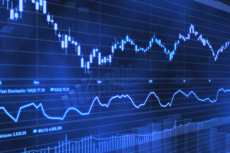 Stock market wallpaper