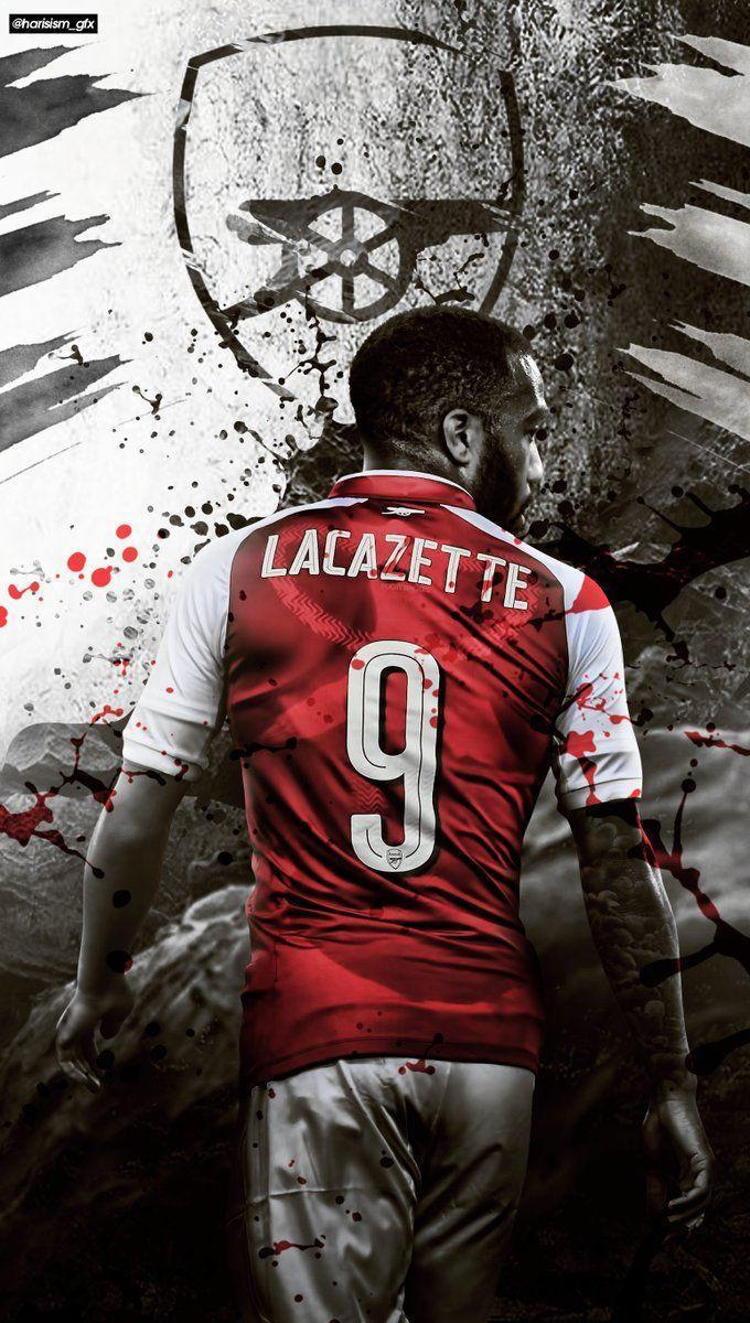 Lacazette Arsenal Wallpapers Wallpaper Cave