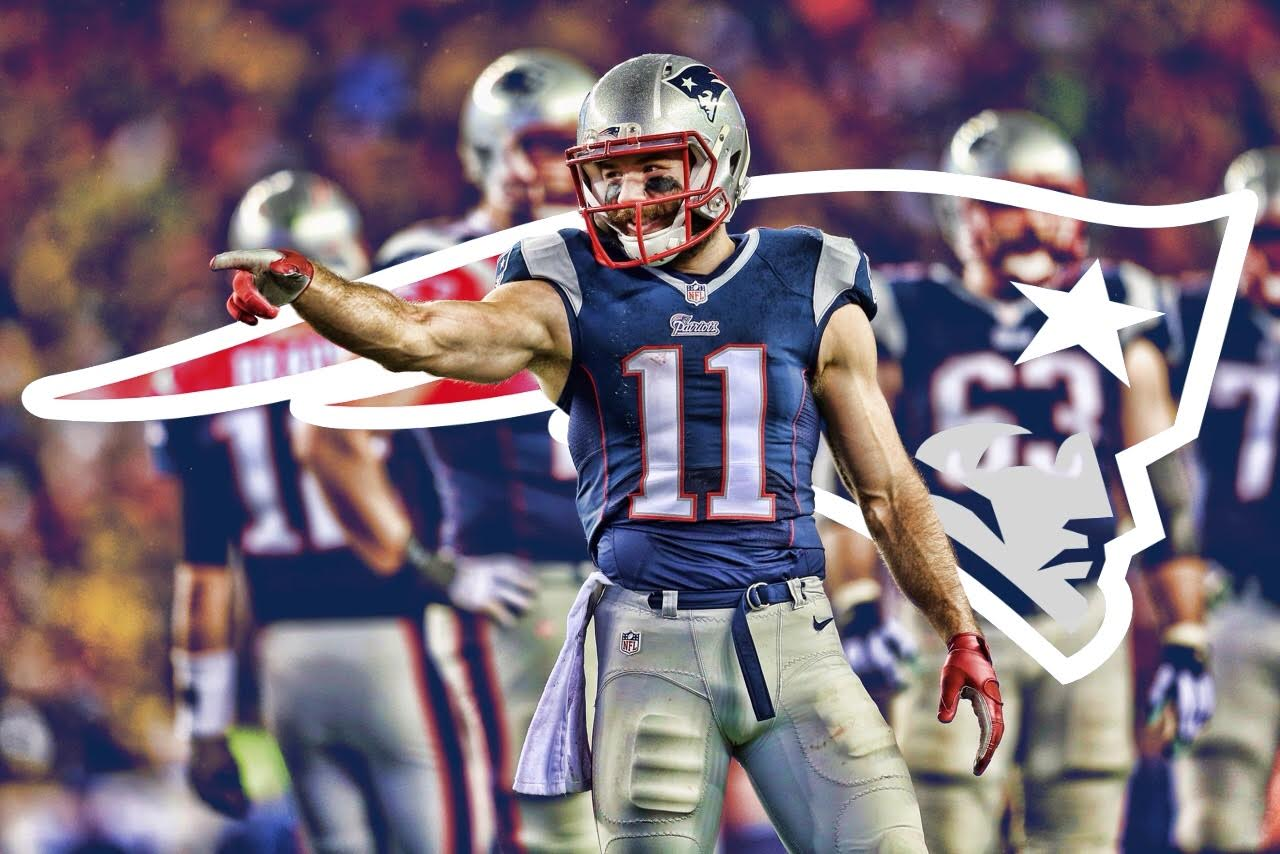 Julian Edelman Wallpapers Wallpaper Cave