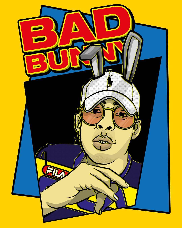 Bad Bunny Wallpapers - Wallpaper Cave