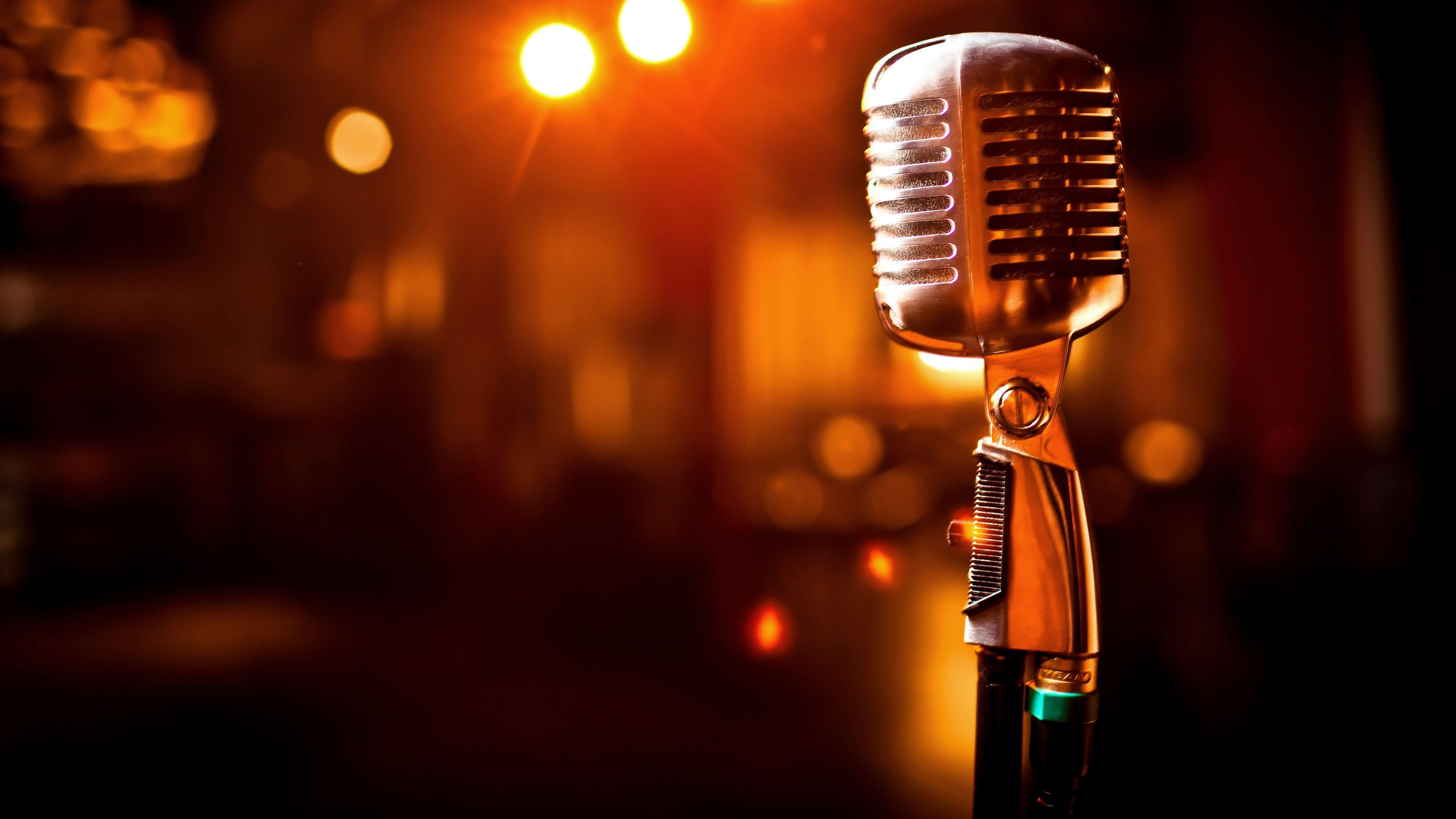Microphone Wallpapers Wallpaper Cave