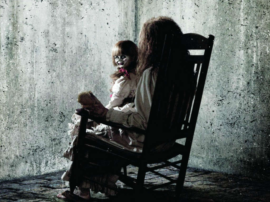 Annabelle creation wallpapers wallpaper cave - Scary movie 5 wallpaper ...