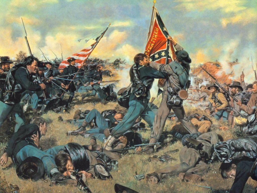 Civil War Wallpaper Confederate