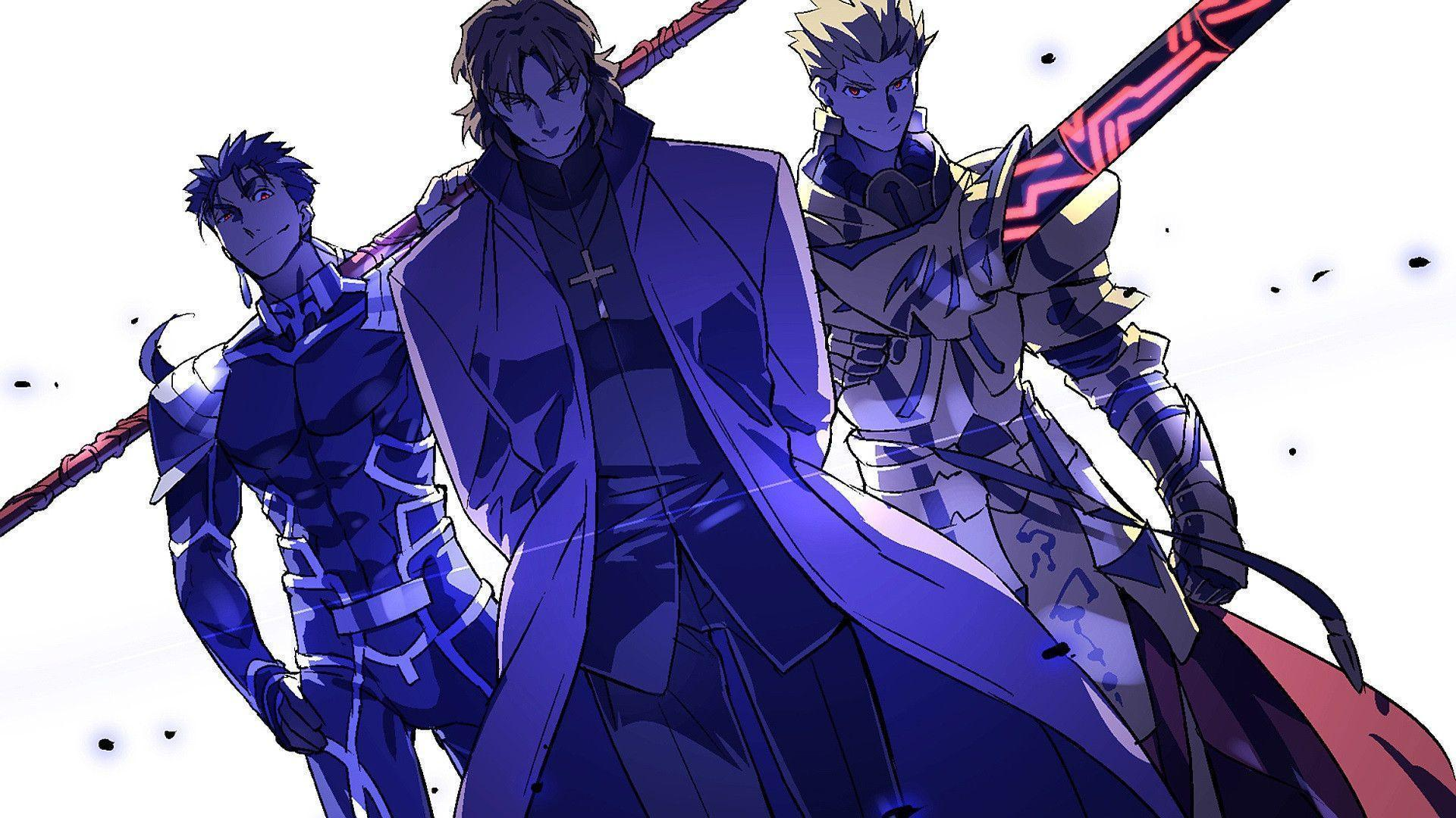 Fate Stay Night Wallpapers Wallpaper Cave