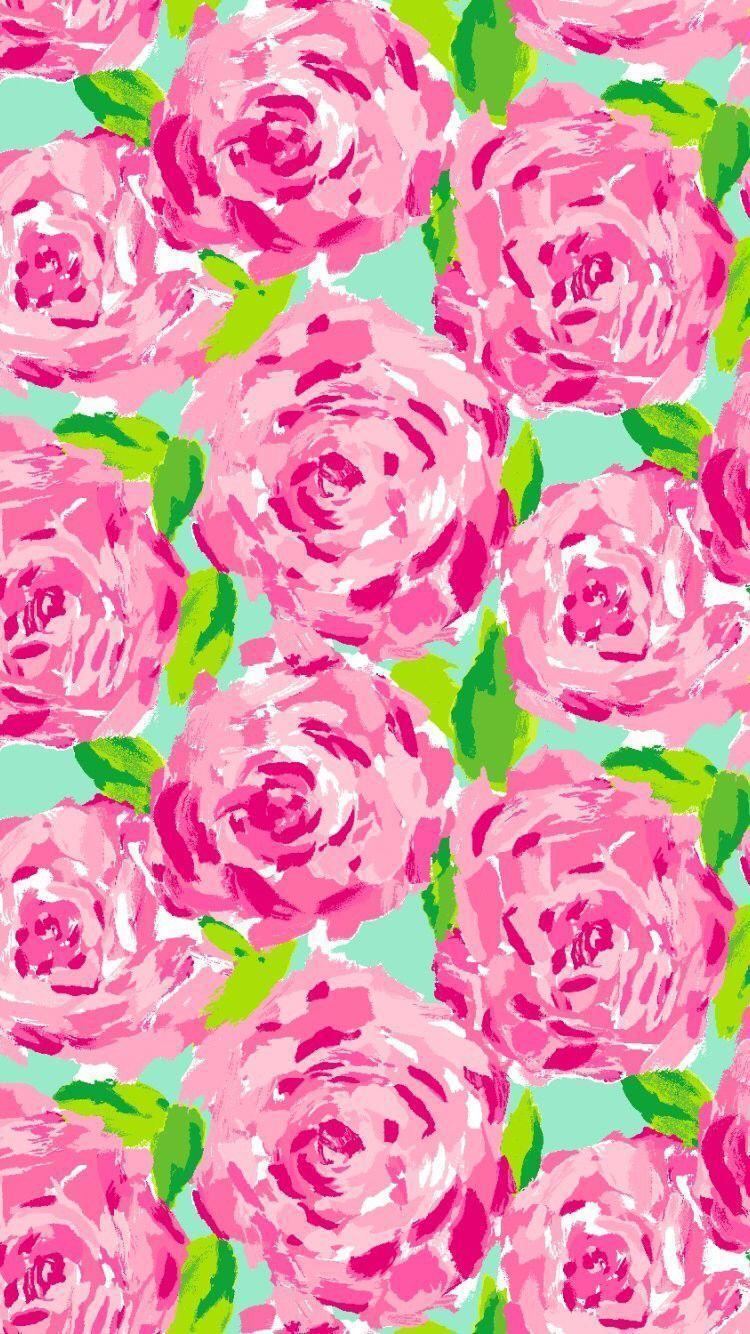 lilly pulitzer iphone wallpaper lilly pulitzer wallpapers wallpaper cave 15638