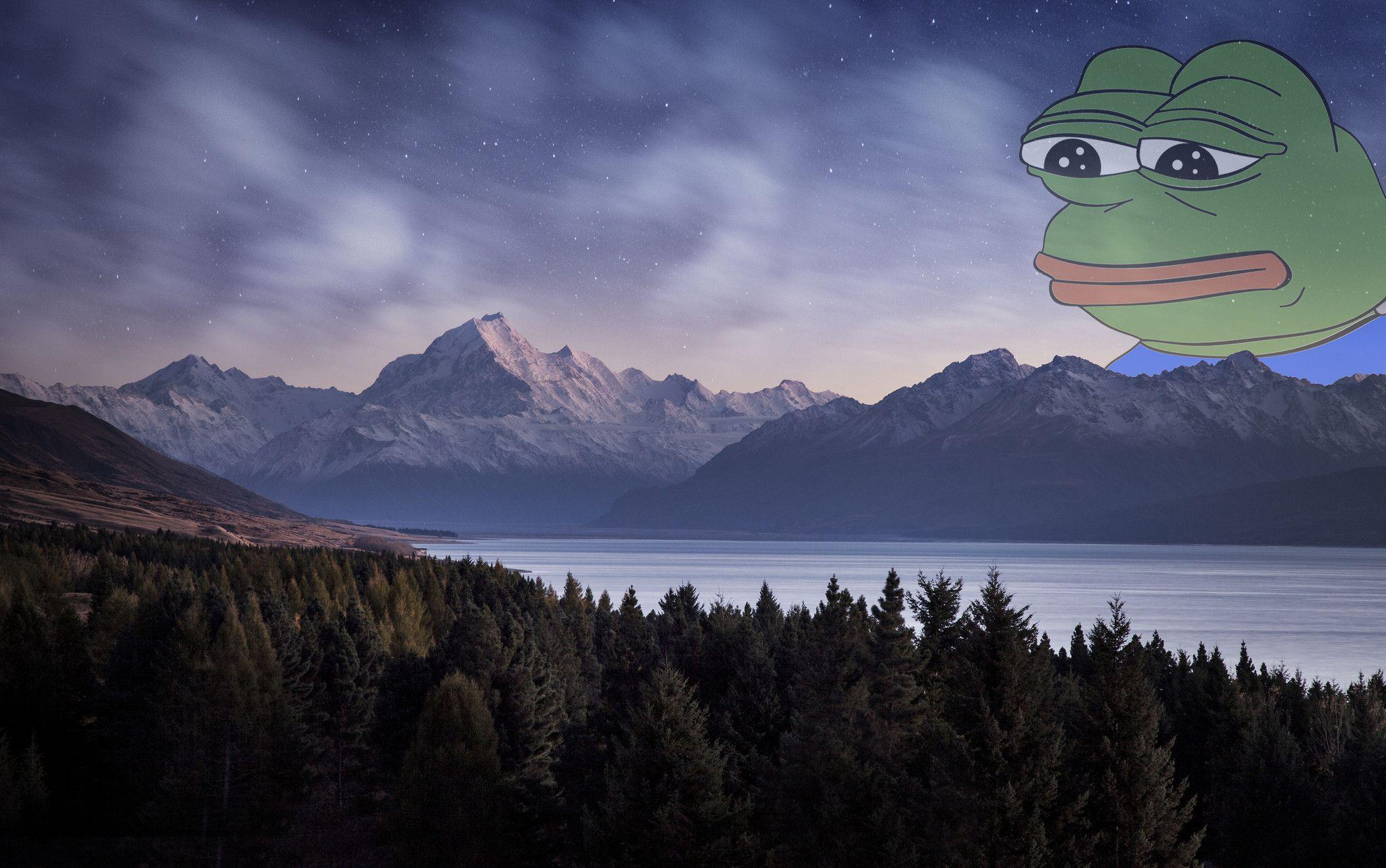 pepe the frog wallpapers wallpaper cave