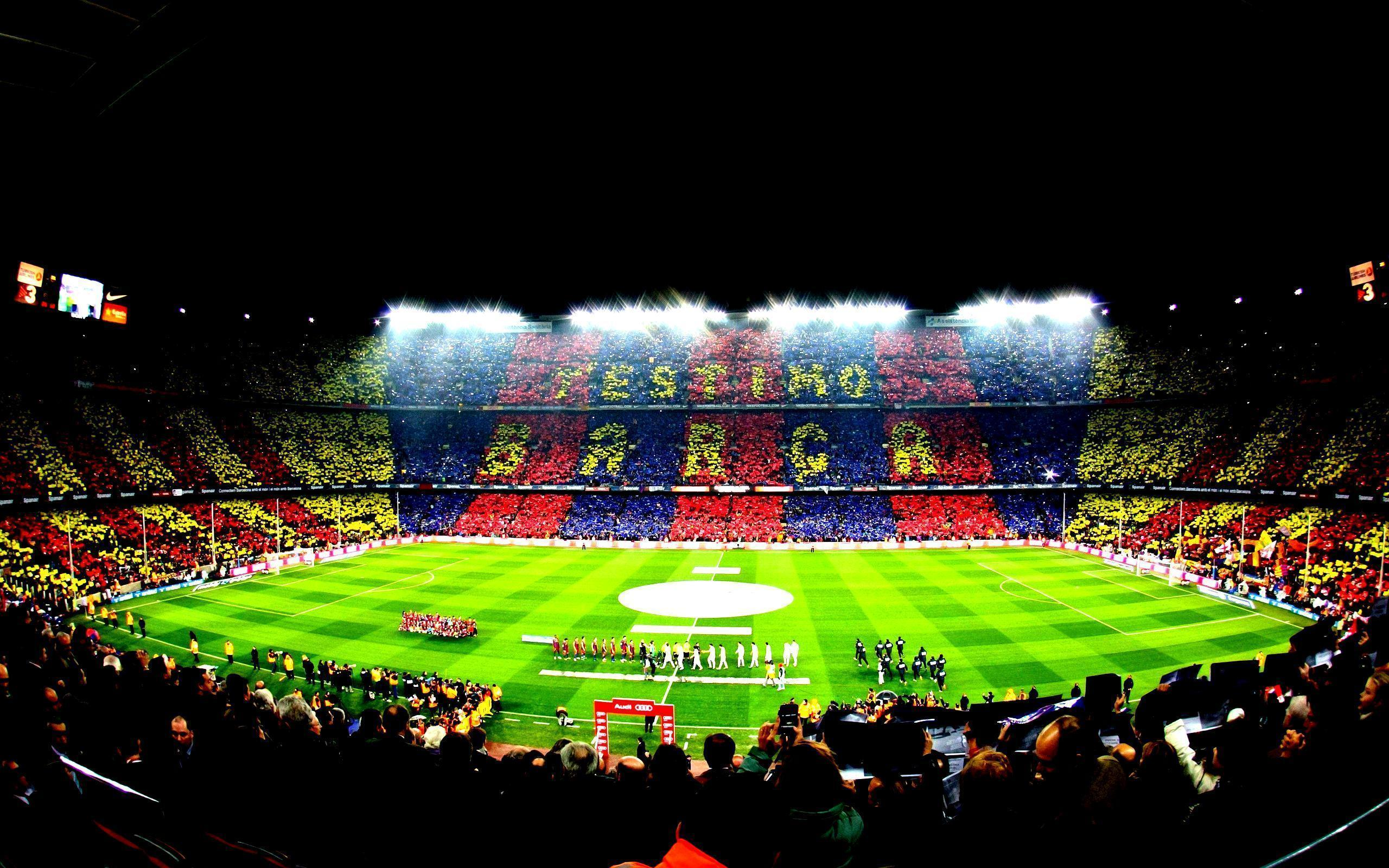 Camp nou hd wallpapers wallpaper cave - Camp nou 4k wallpaper ...