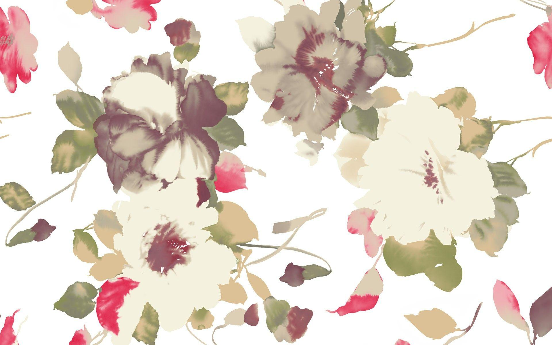 Floral Pattern Wallpapers Wallpaper Cave