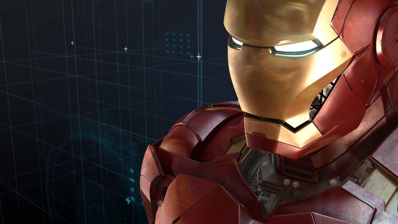 Iron man jarvis wallpapers wallpaper cave - Iron man wallpaper anime ...