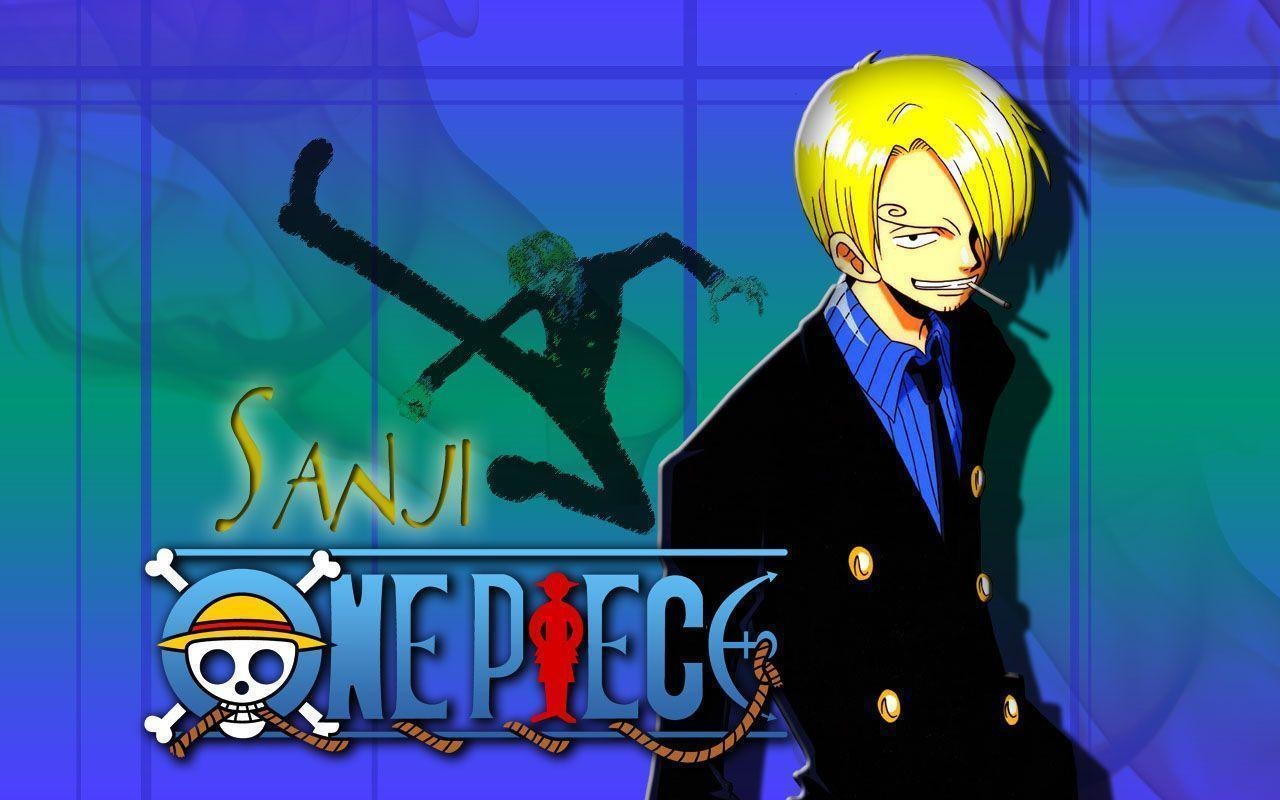 Sanji One Piece Wallpapers
